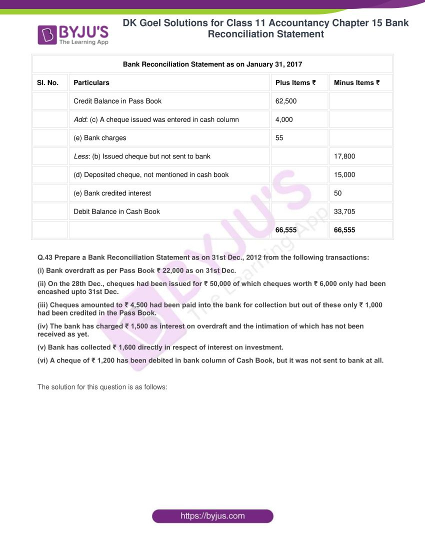 dk goel solutions for class 11 accountancy chapter 15 44