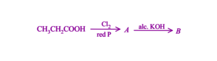 JEE Main Past Year Solved Questions on Carboxylic Acid