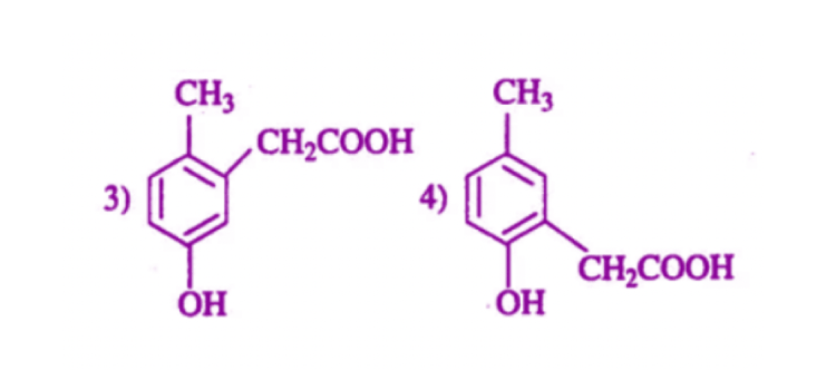 JEE Previous Year Solved Questions on Carboxylic Acid