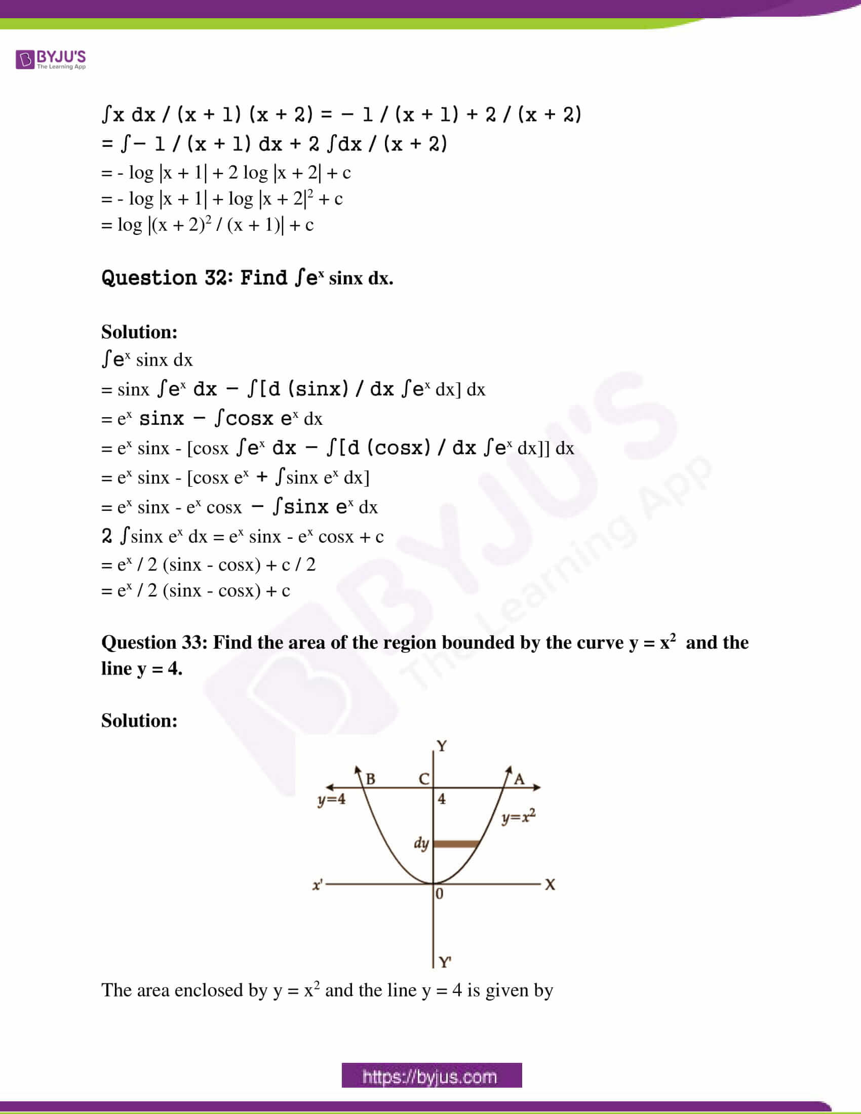 kseeb class 12 exam question paper solutions march 2018 14