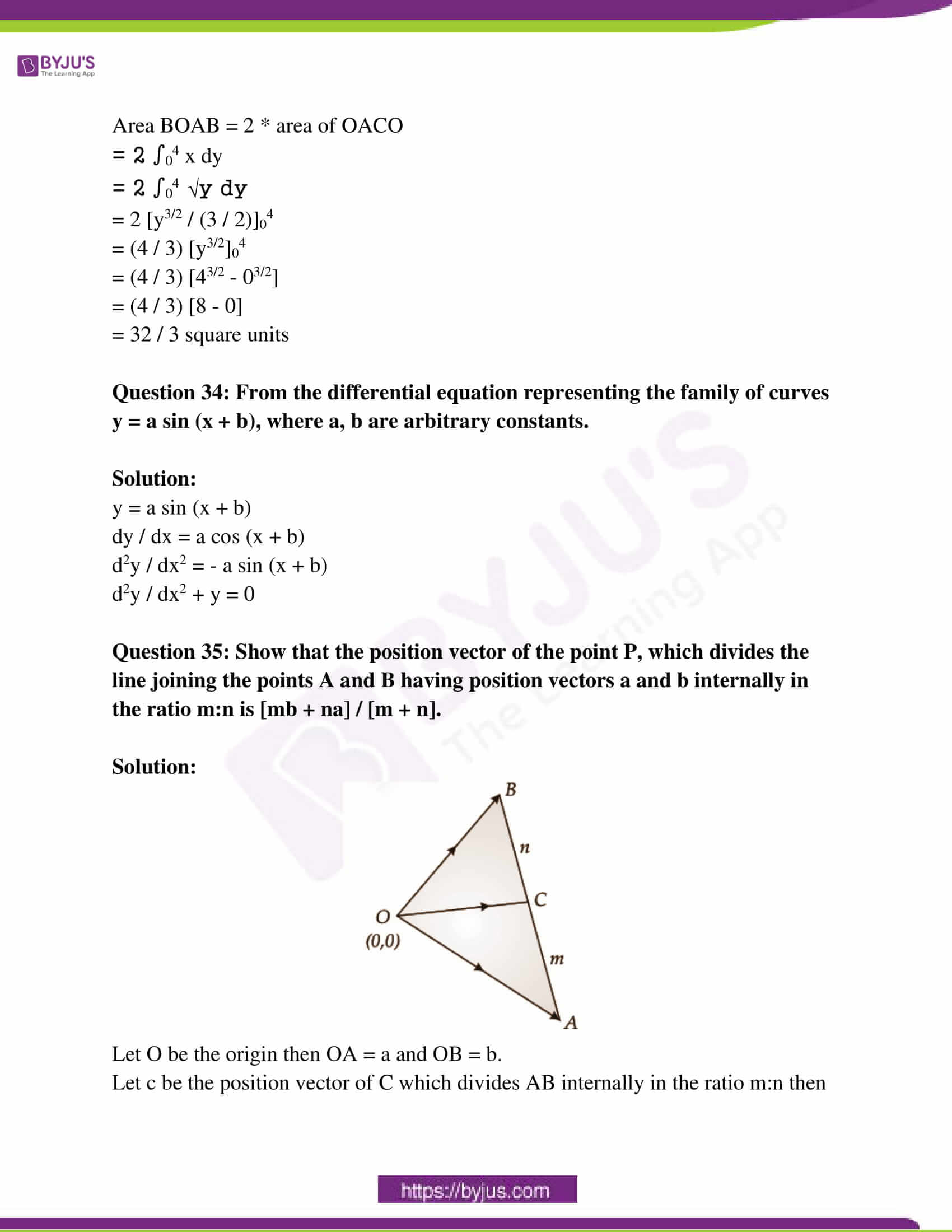 kseeb class 12 exam question paper solutions march 2018 15