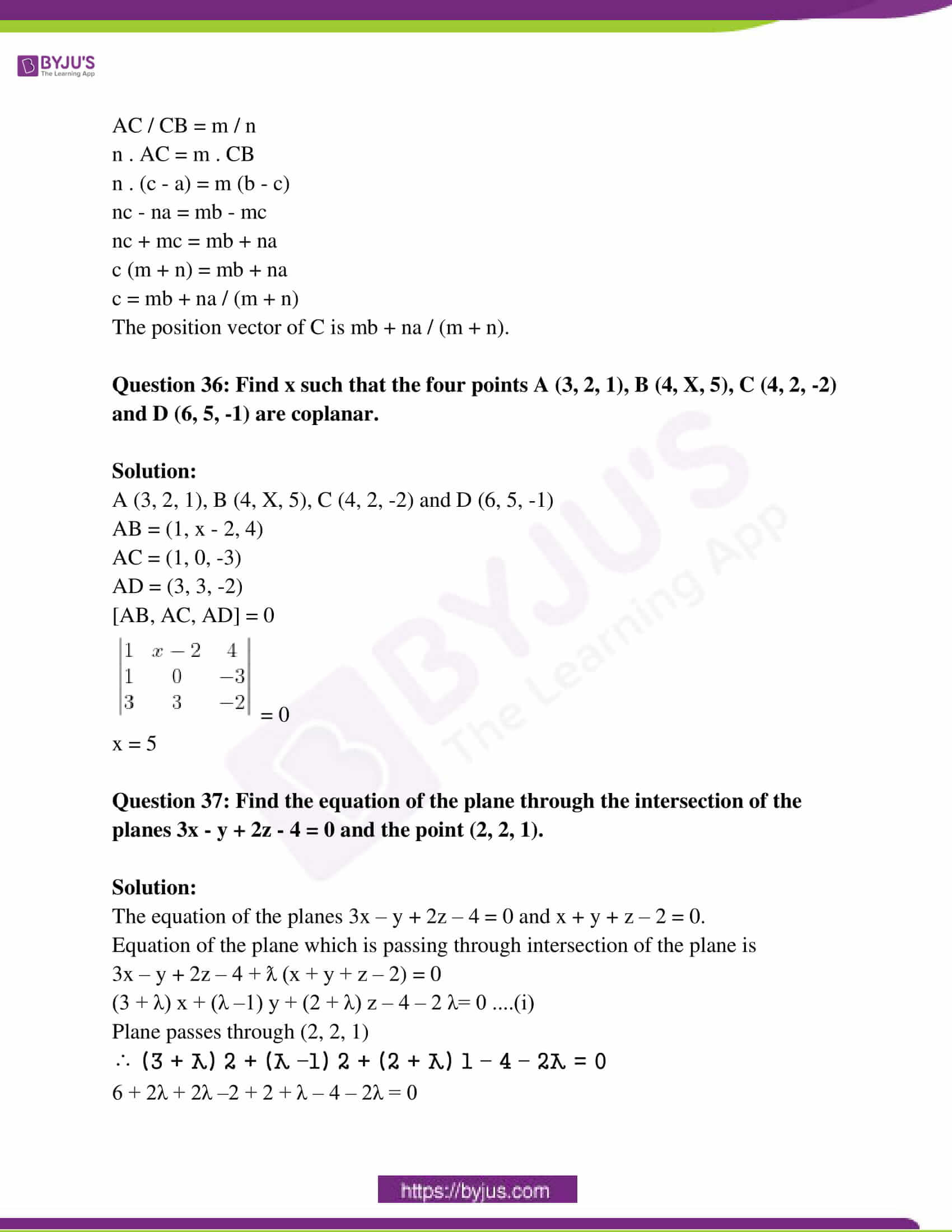 kseeb class 12 exam question paper solutions march 2018 16