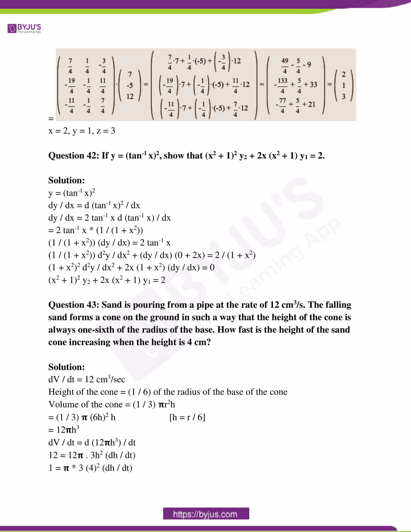 kseeb class 12 exam question paper solutions march 2018 21