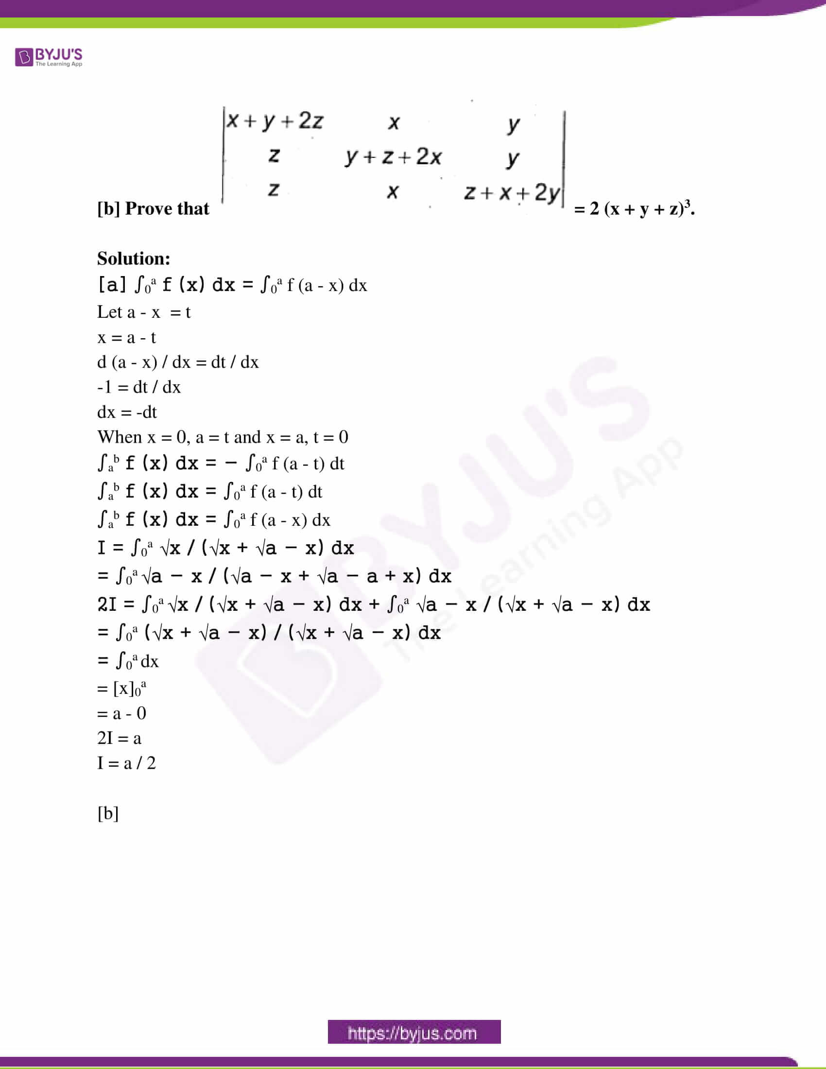 kseeb class 12 exam question paper solutions march 2018 26