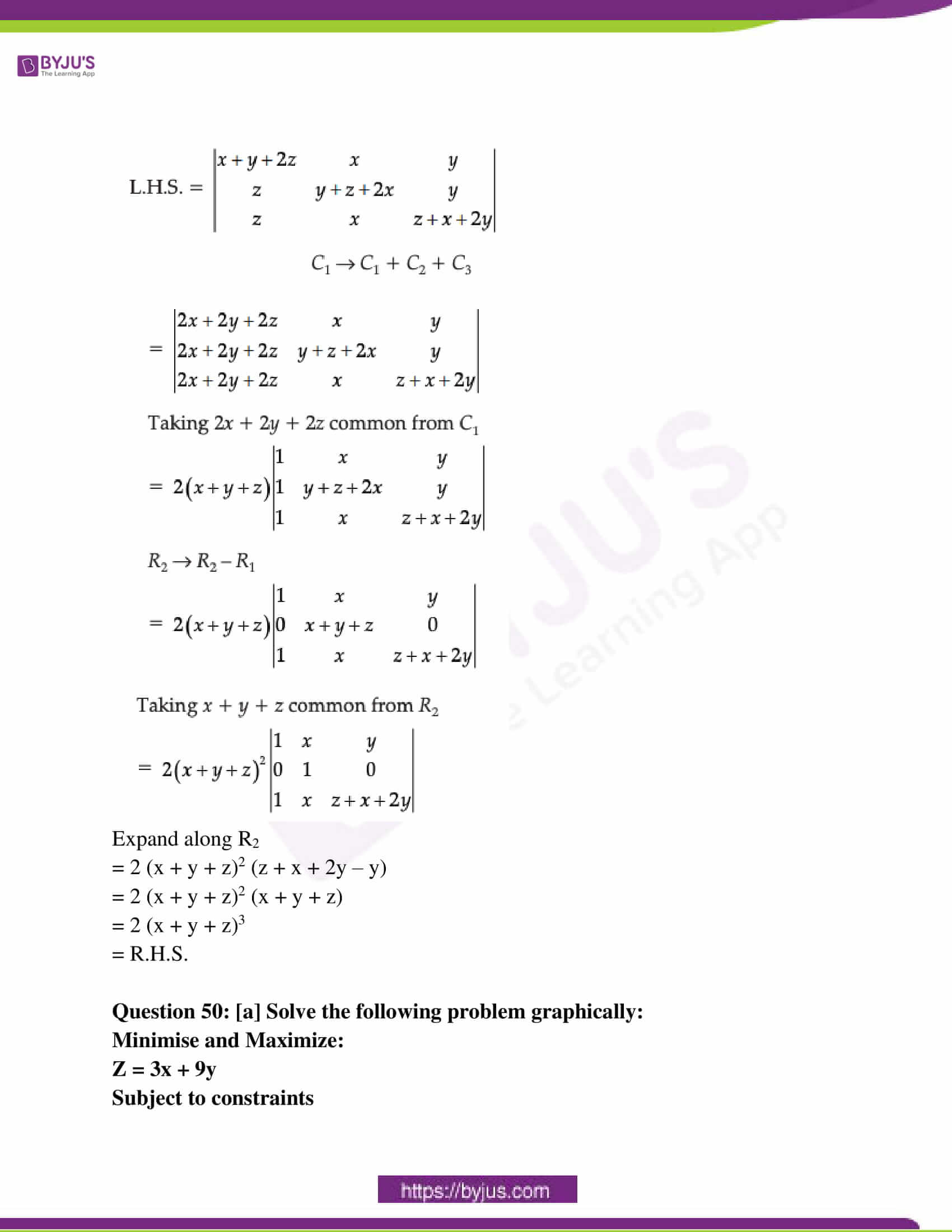 kseeb class 12 exam question paper solutions march 2018 27