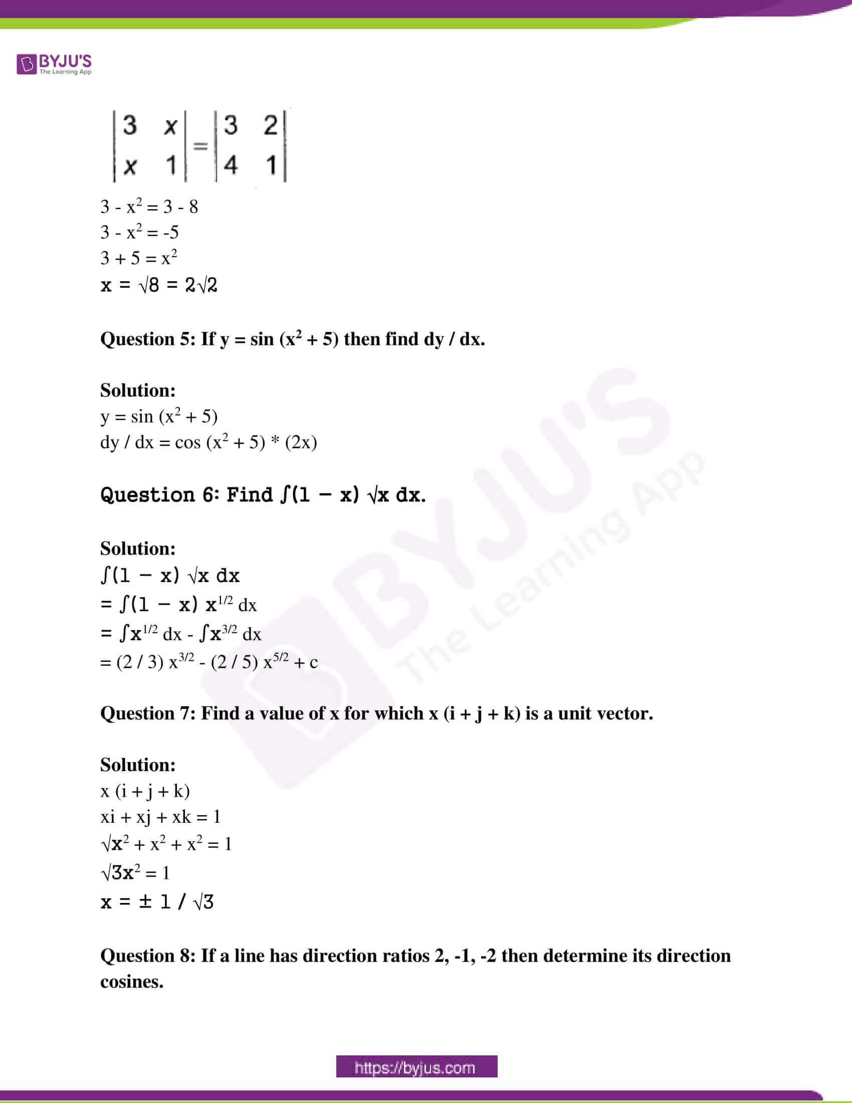 kseeb class 12 exam question paper solutions march 2019 02