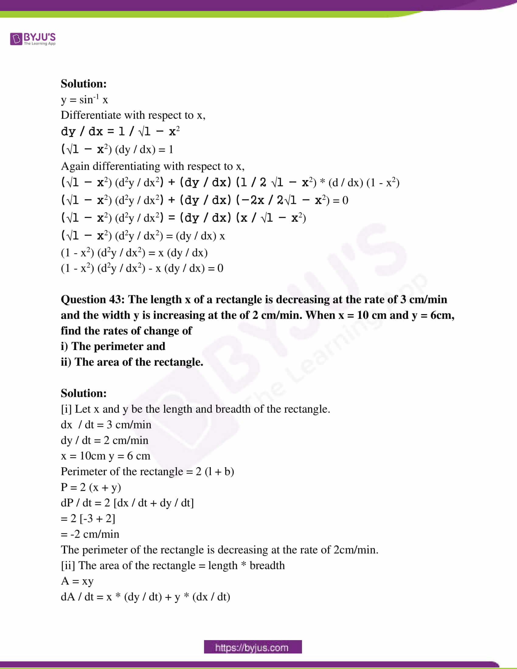 kseeb class 12 exam question paper solutions march 2019 21