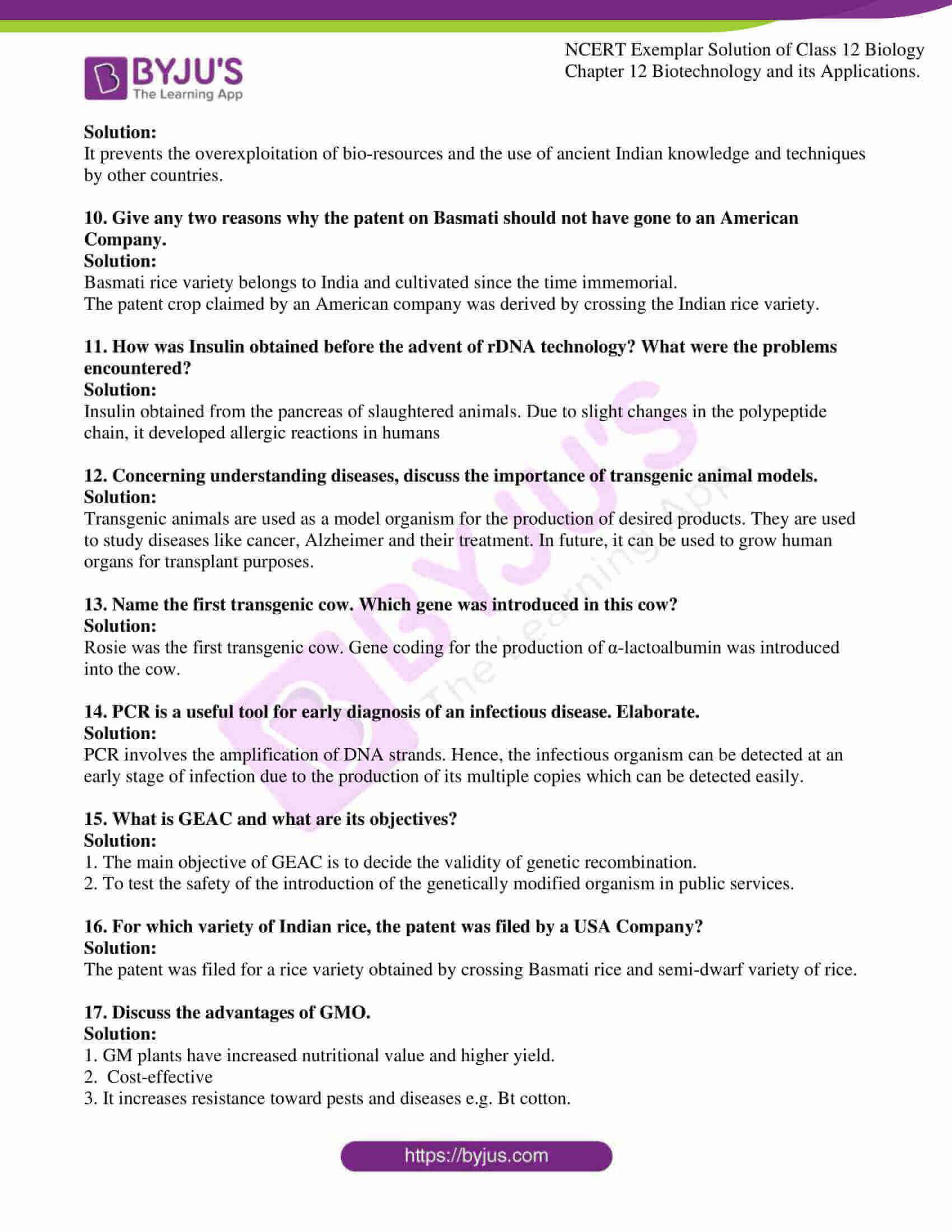 ncert exemplar solution of class 12 biology chapter 12. 05