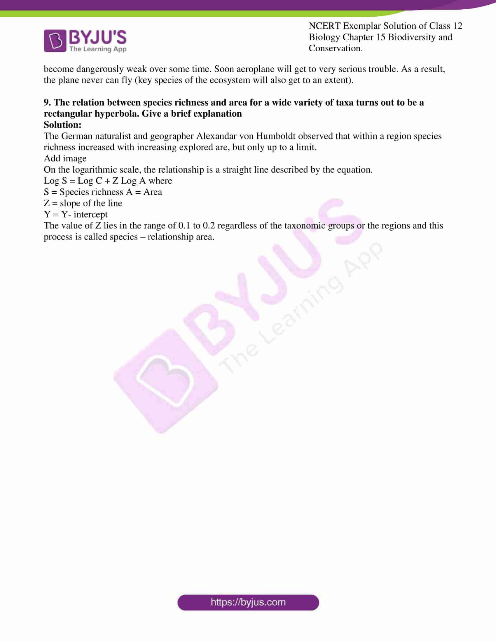 ncert exemplar solution of class 12 biology chapter 15 11