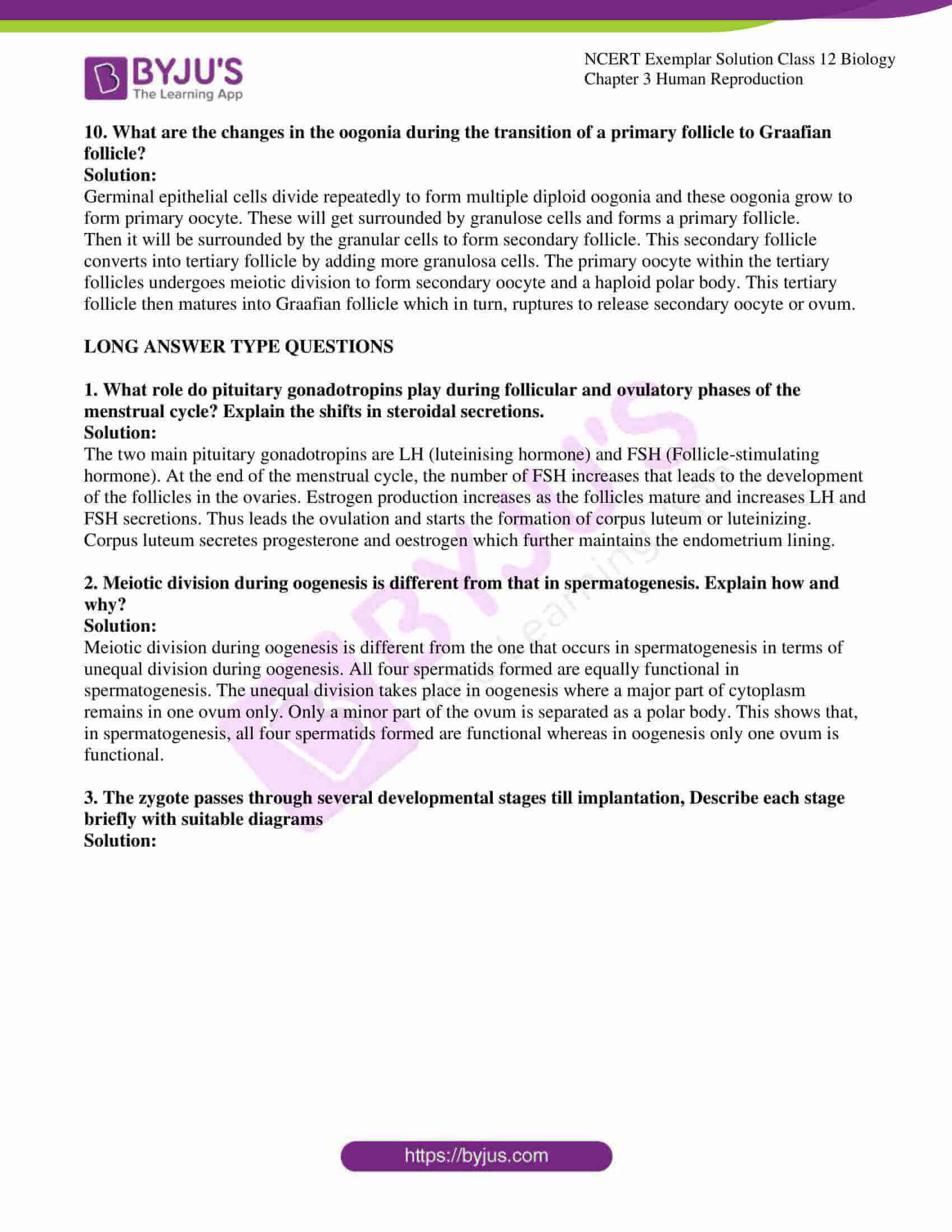 ncert exemplar solution of class 12 biology chapter 3 10
