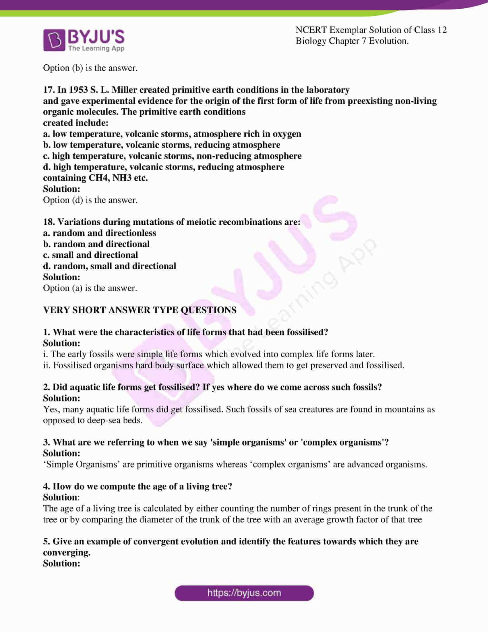 ncert exemplar solution of class 12 biology chapter 7 4