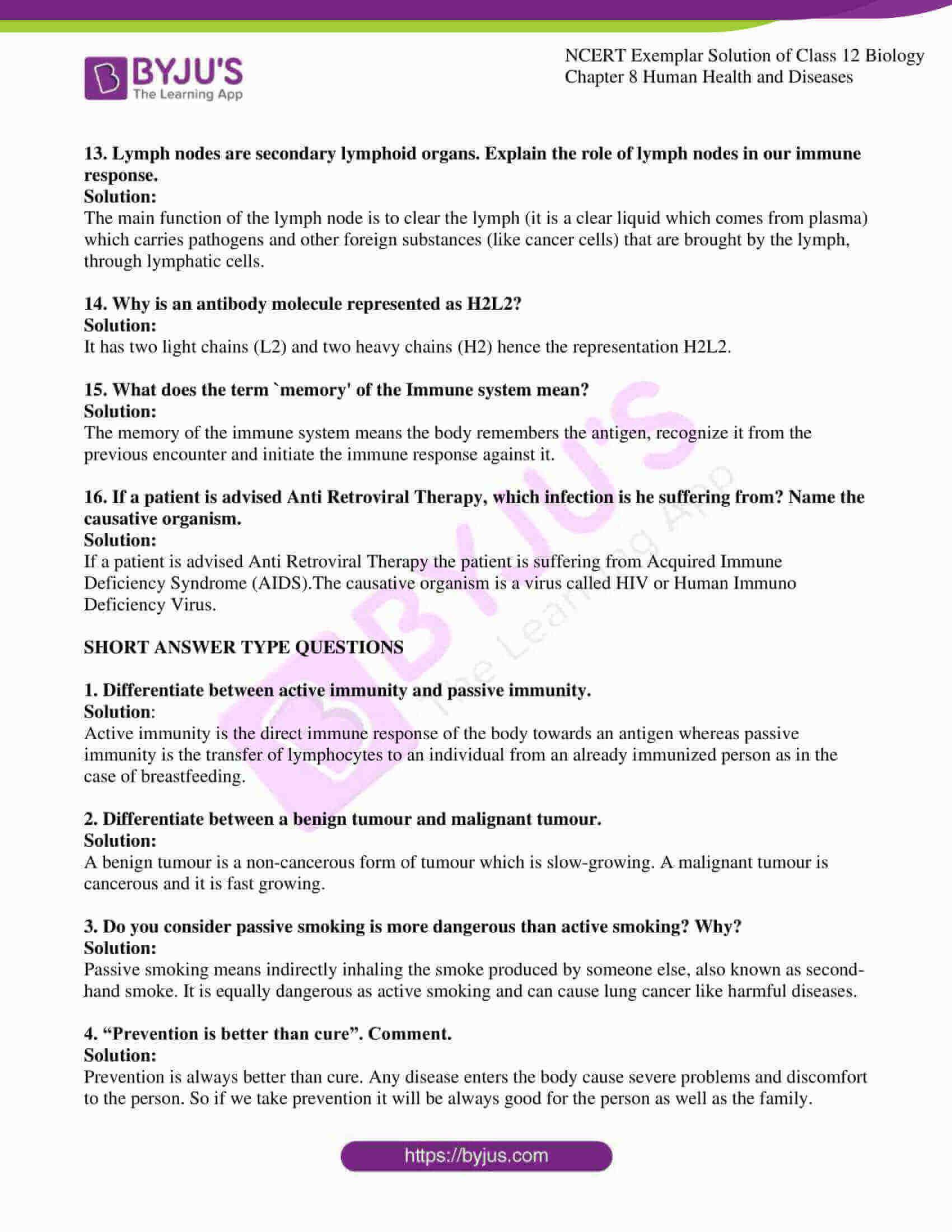ncert exemplar solution of class 12 biology chapter 8 08