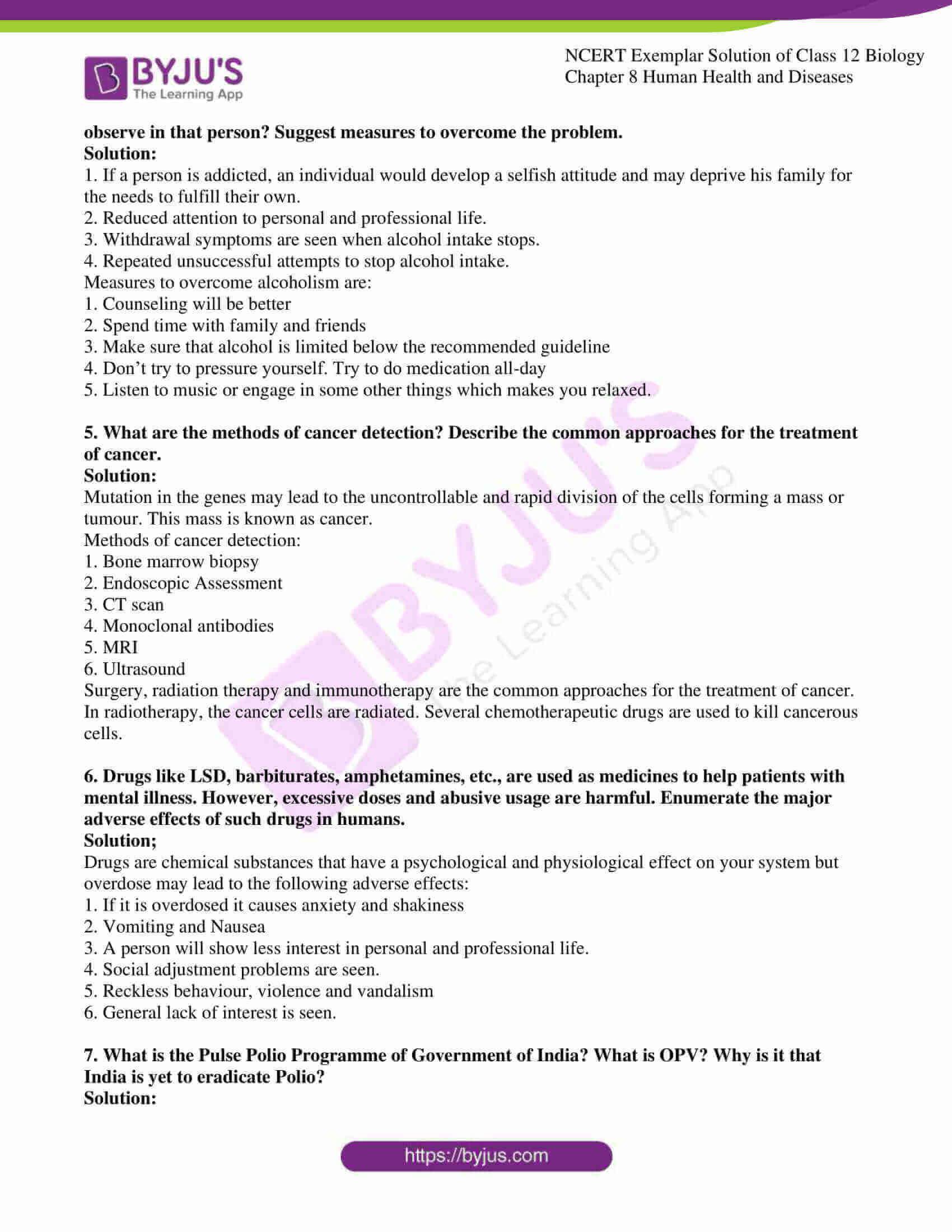 ncert exemplar solution of class 12 biology chapter 8 15