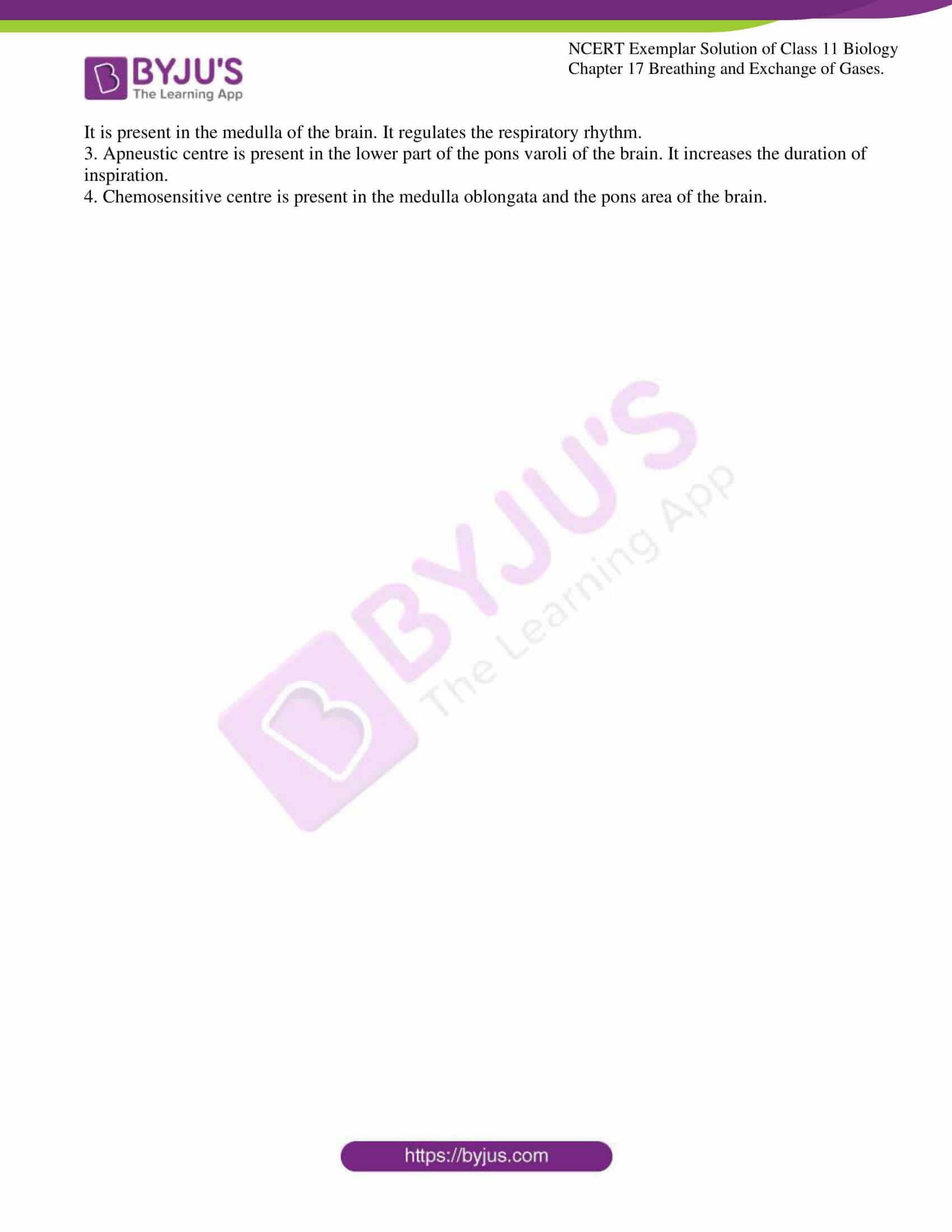 ncert exemplar solutions class 11 biology chapter 17 9