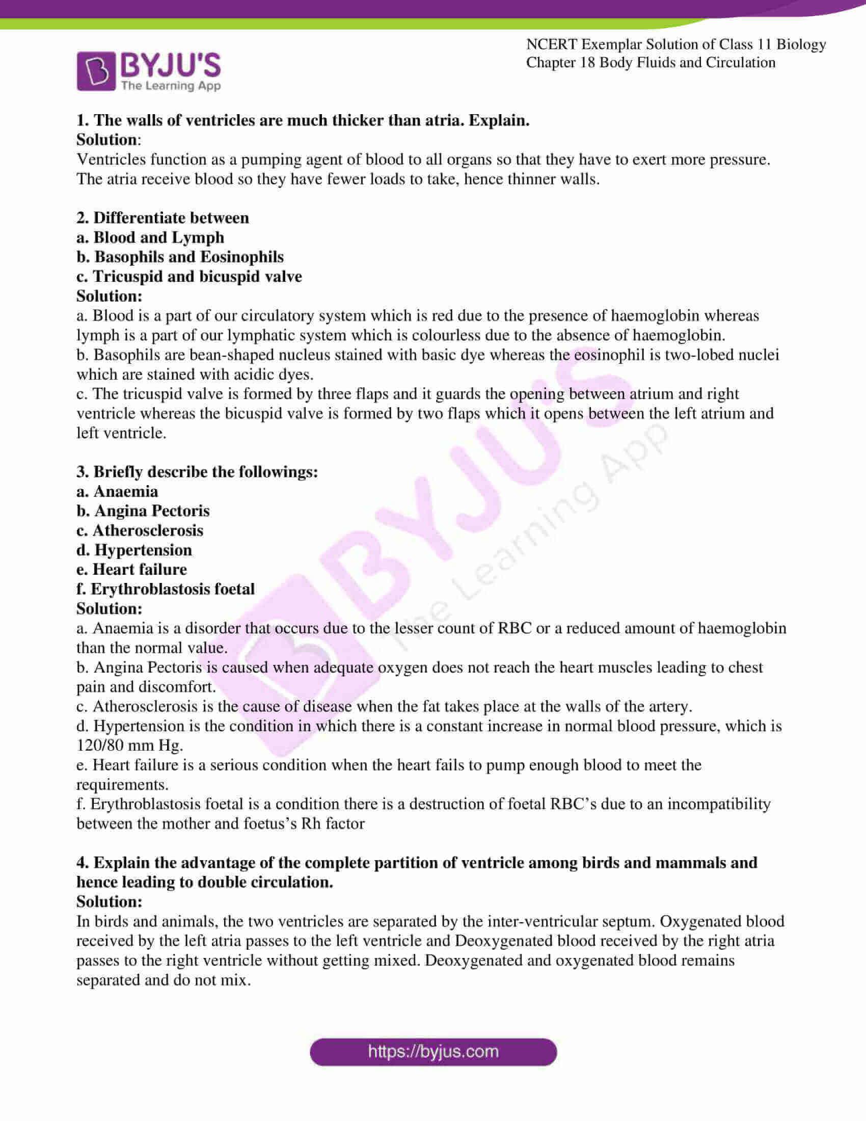 ncert exemplar solutions class 11 biology chapter 18 07