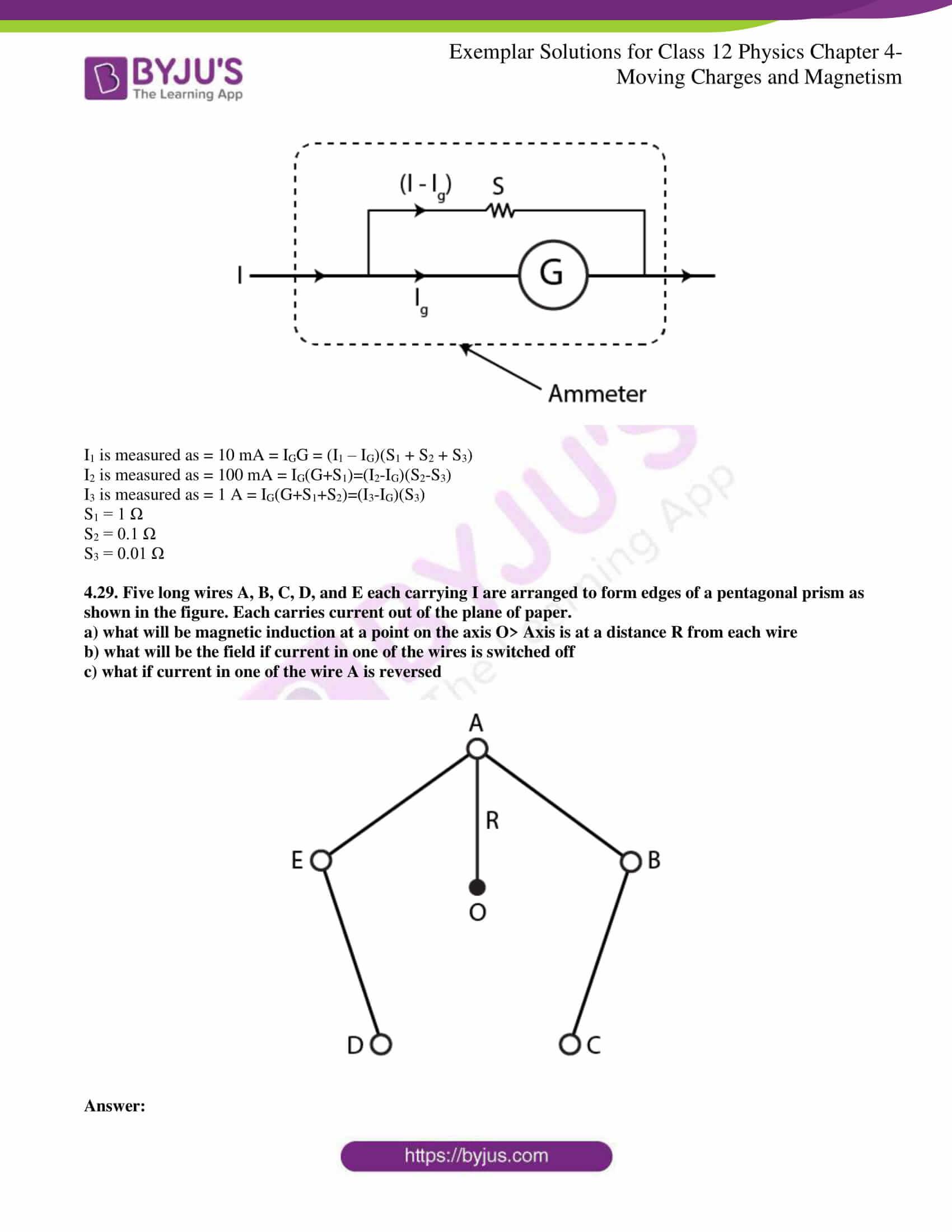 ncert exemplar solutions for class 12 physics chapter 4 12