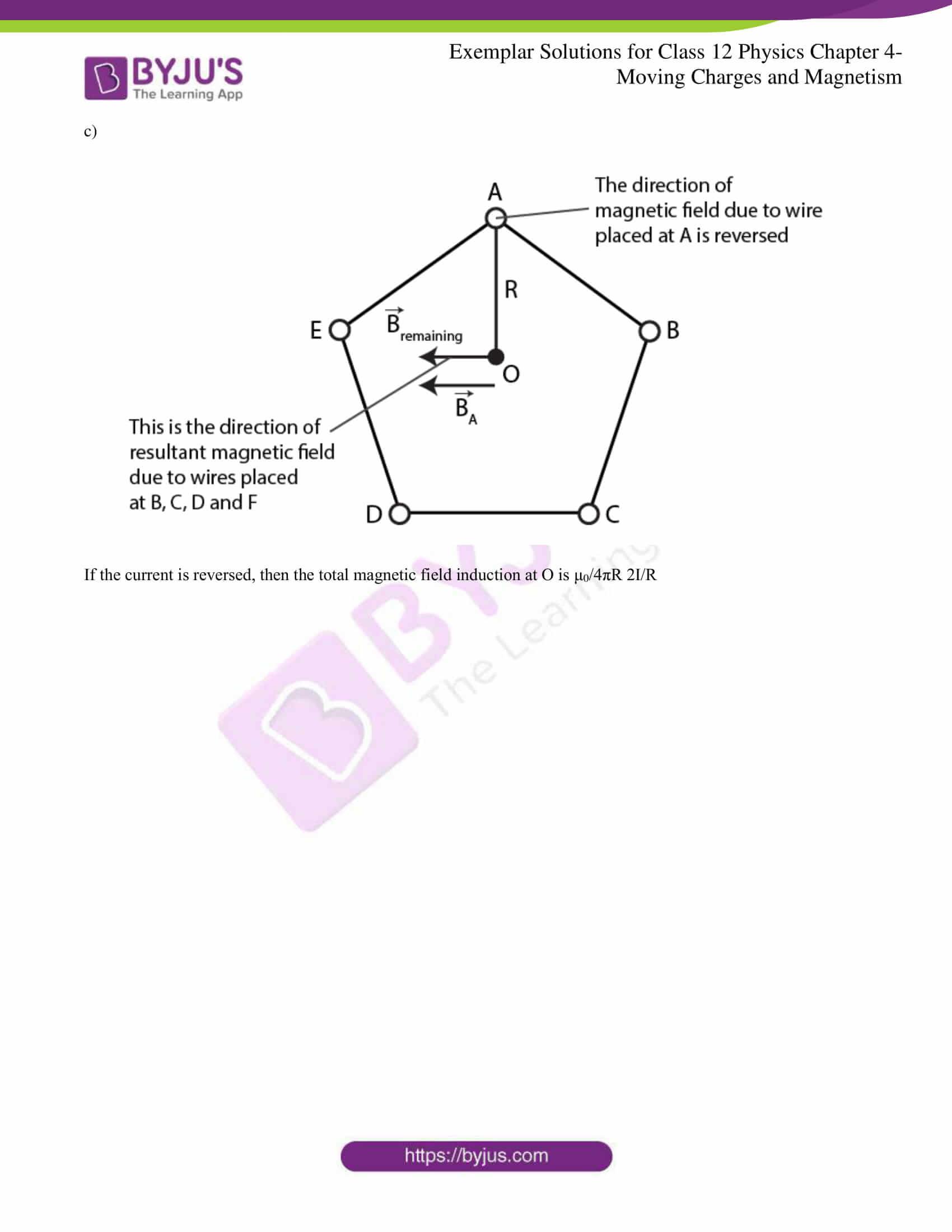 ncert exemplar solutions for class 12 physics chapter 4 14