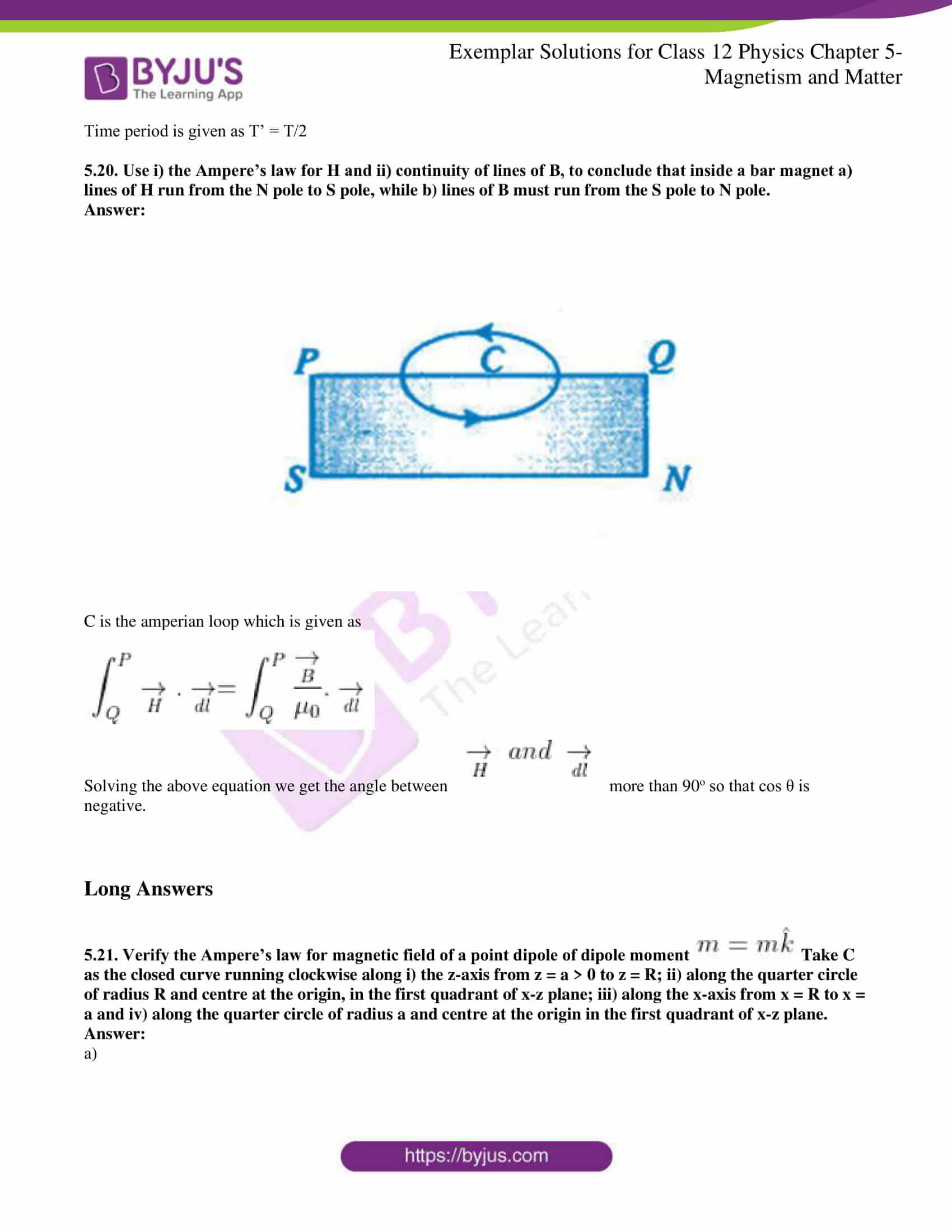 ncert exemplar solutions for class 12 physics chapter 5 07