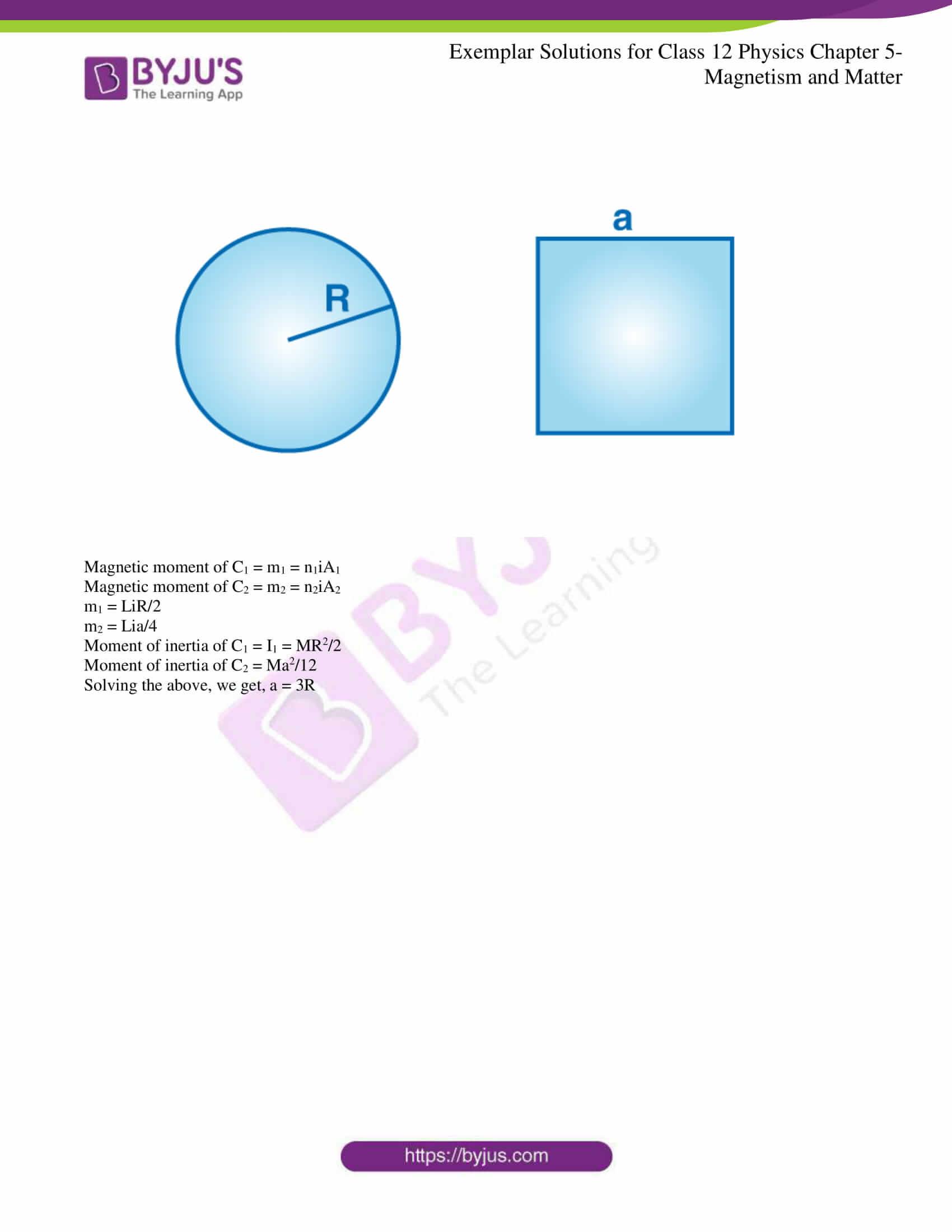 ncert exemplar solutions for class 12 physics chapter 5 11