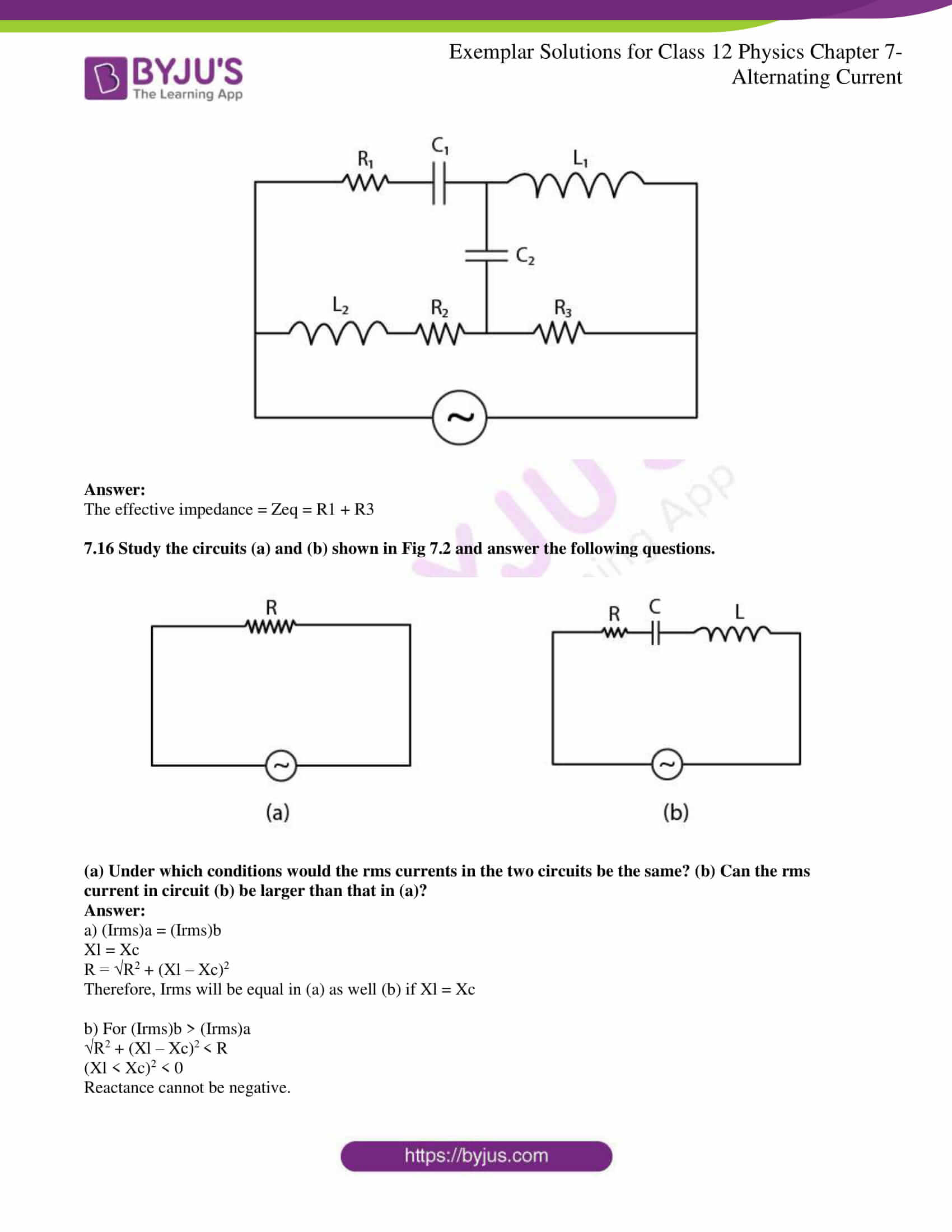 ncert exemplar solutions for class 12 physics chapter 7 4