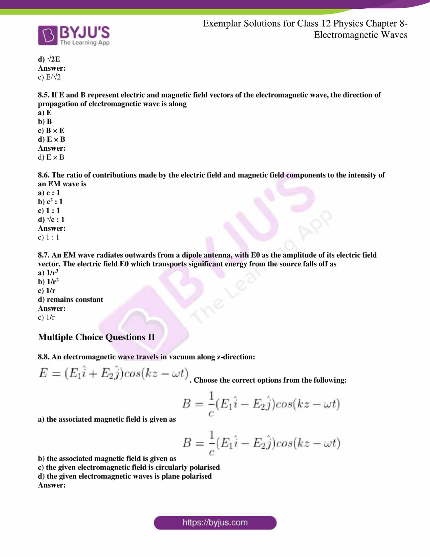 ncert exemplar solutions for class 12 physics chapter 8 02