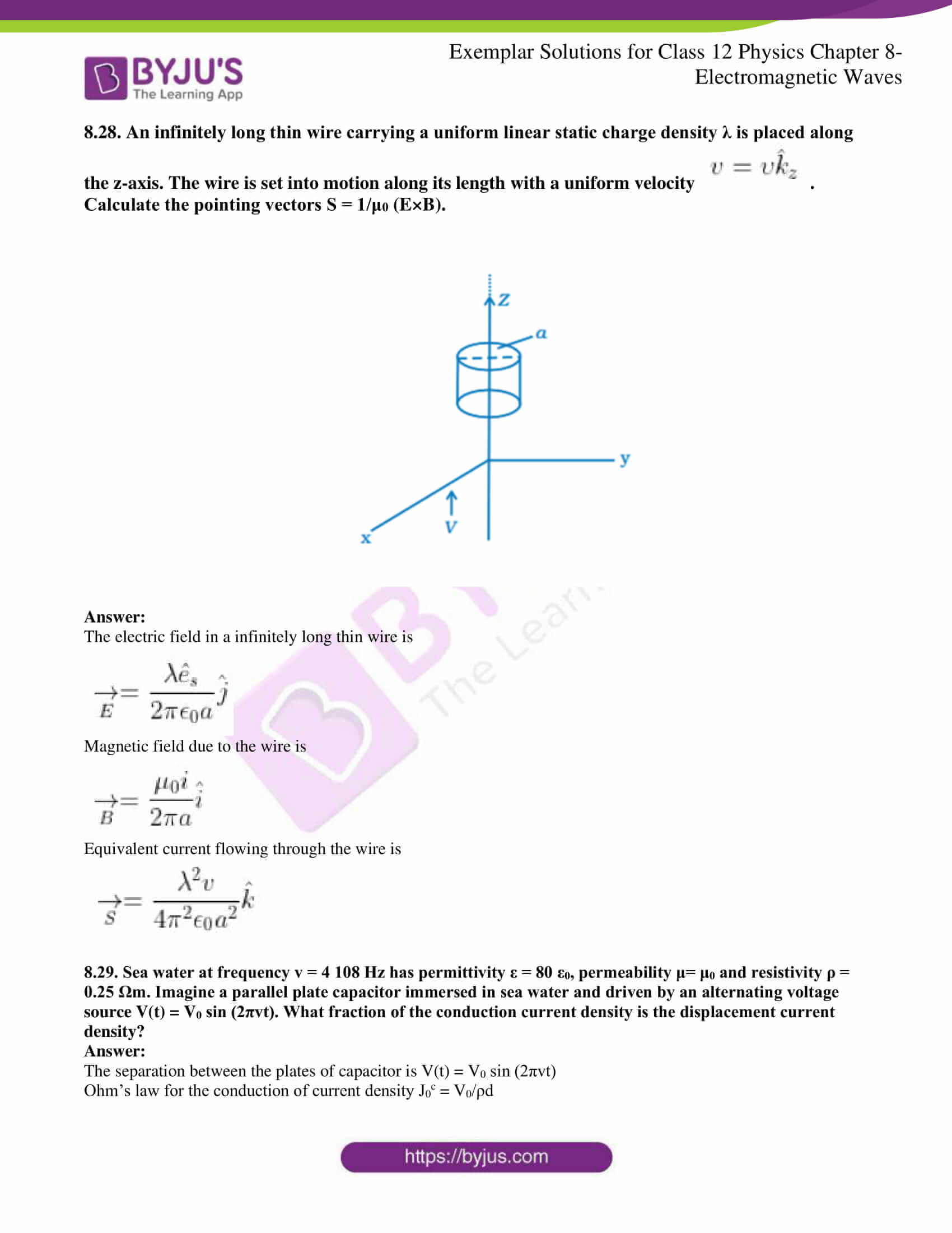 ncert exemplar solutions for class 12 physics chapter 8 08