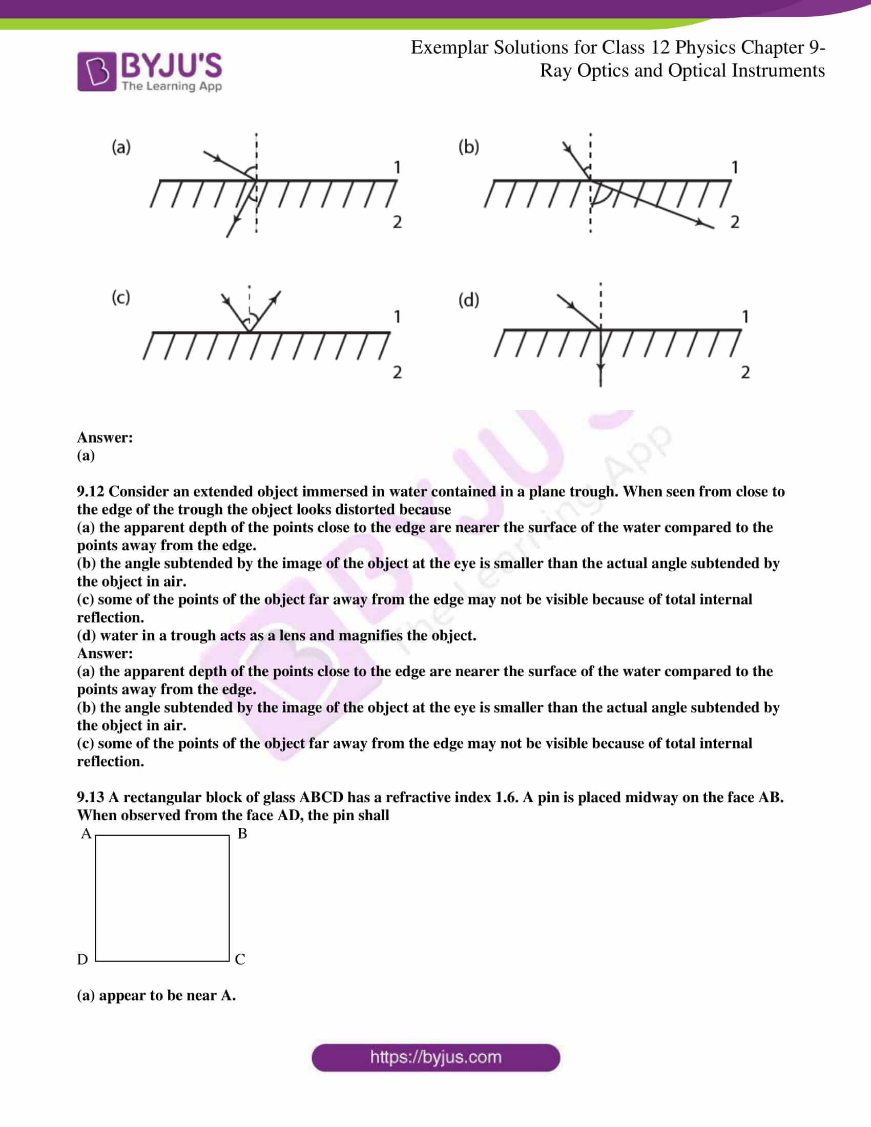 ncert exemplar solutions for class 12 physics chapter 9 4