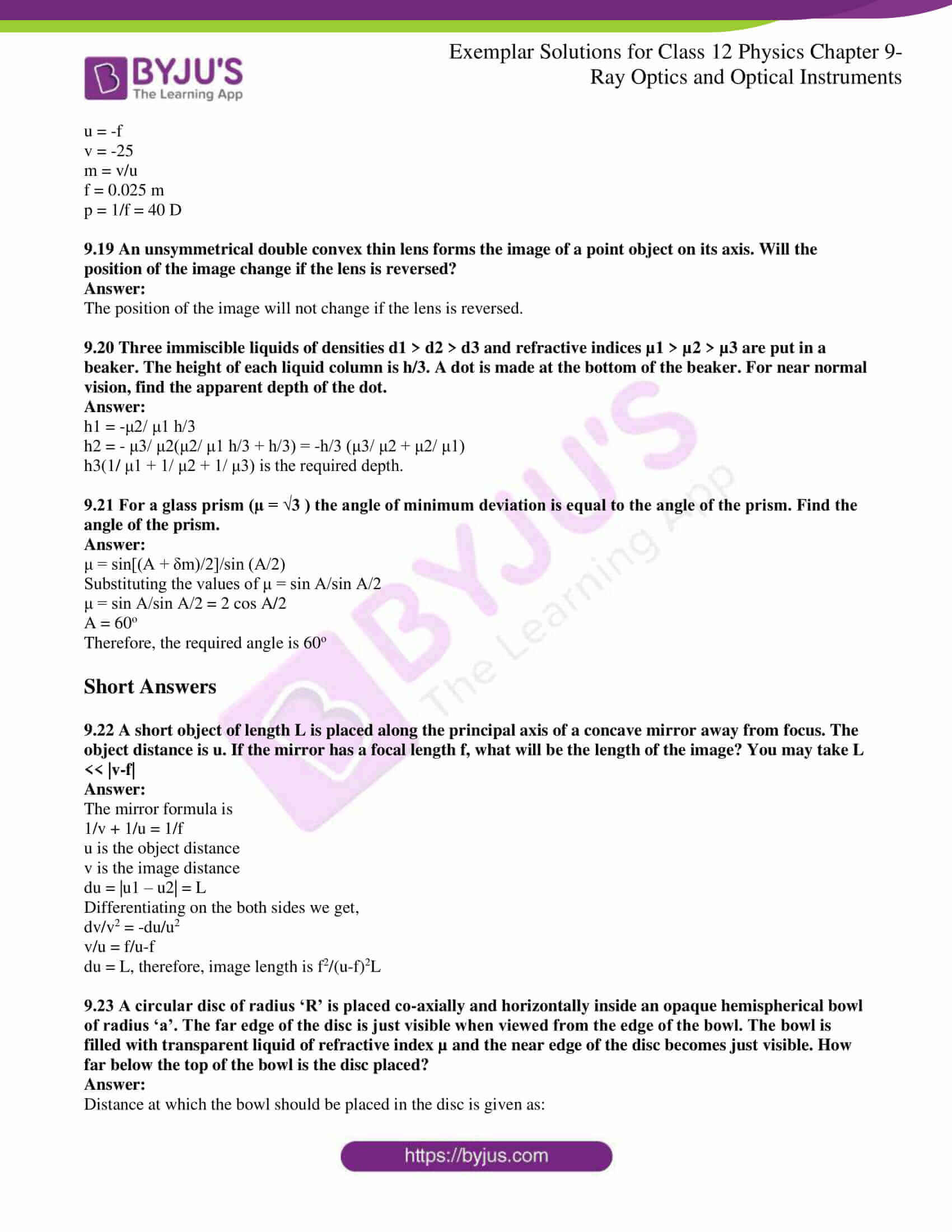 ncert exemplar solutions for class 12 physics chapter 9 6