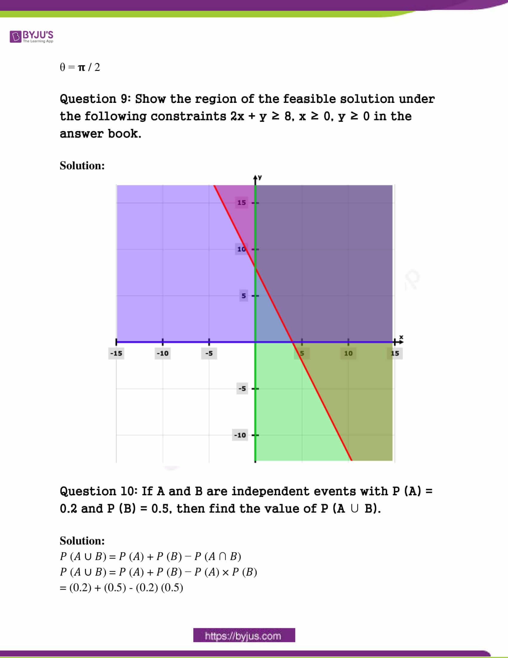 rajasthan class 12 exam question paper solutions march 2016 04