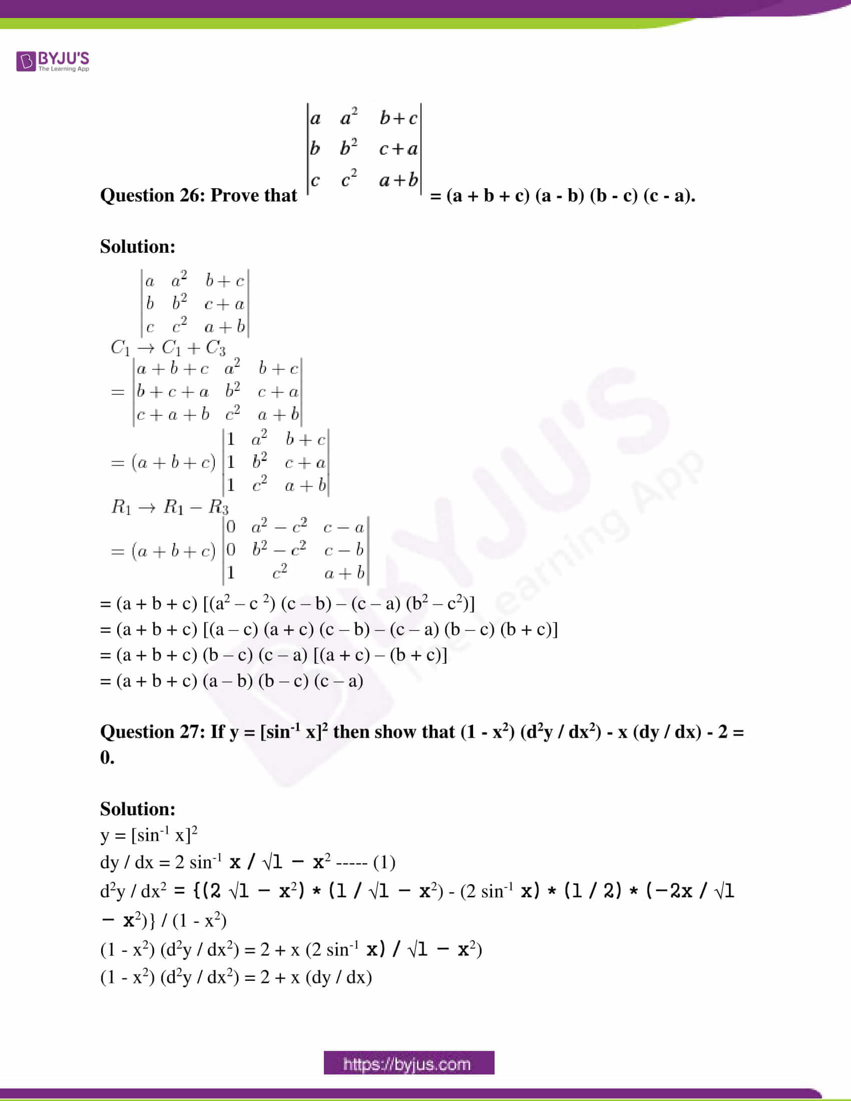 rajasthan class 12 exam question paper solutions march 2016 16