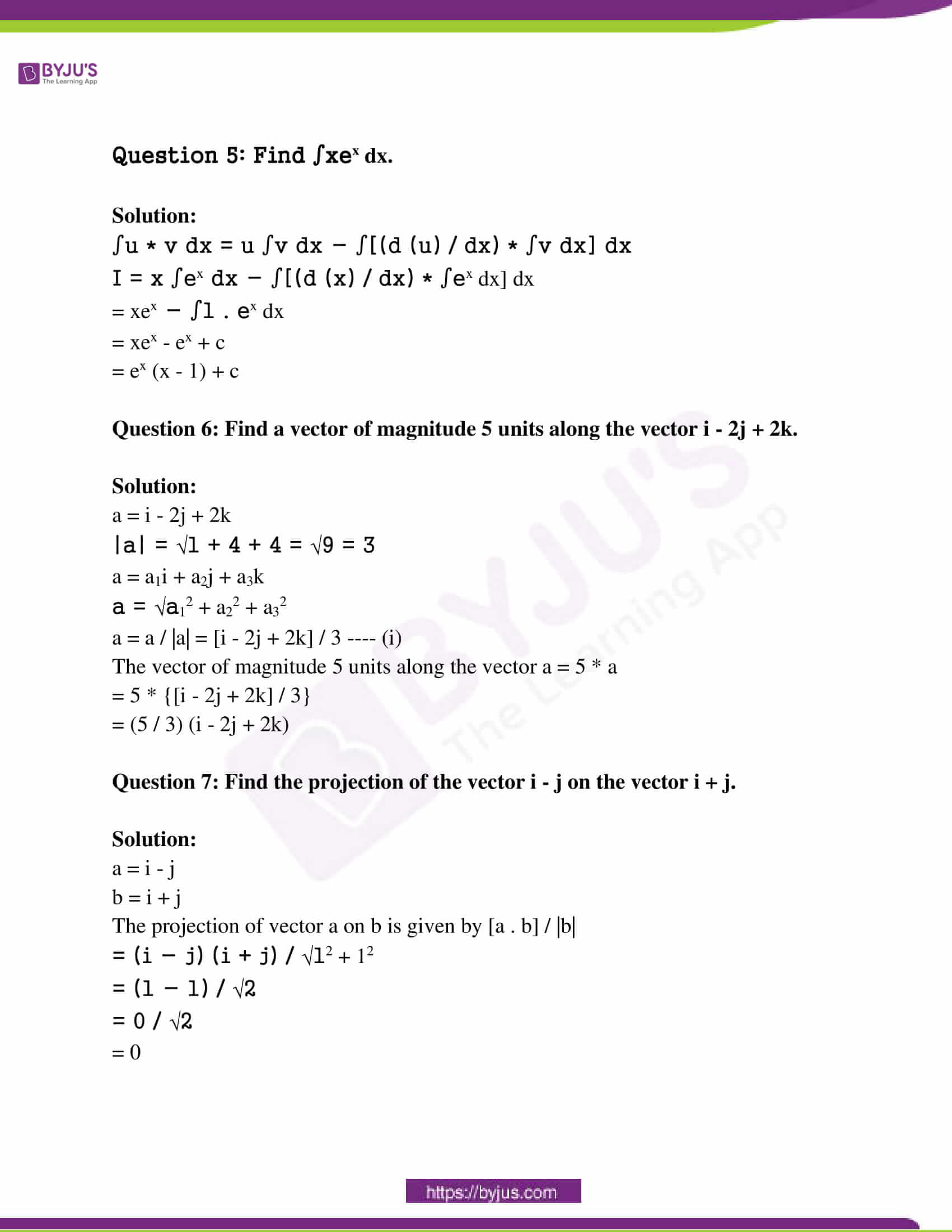 rajasthan class 12 exam question paper solutions march 2018 04