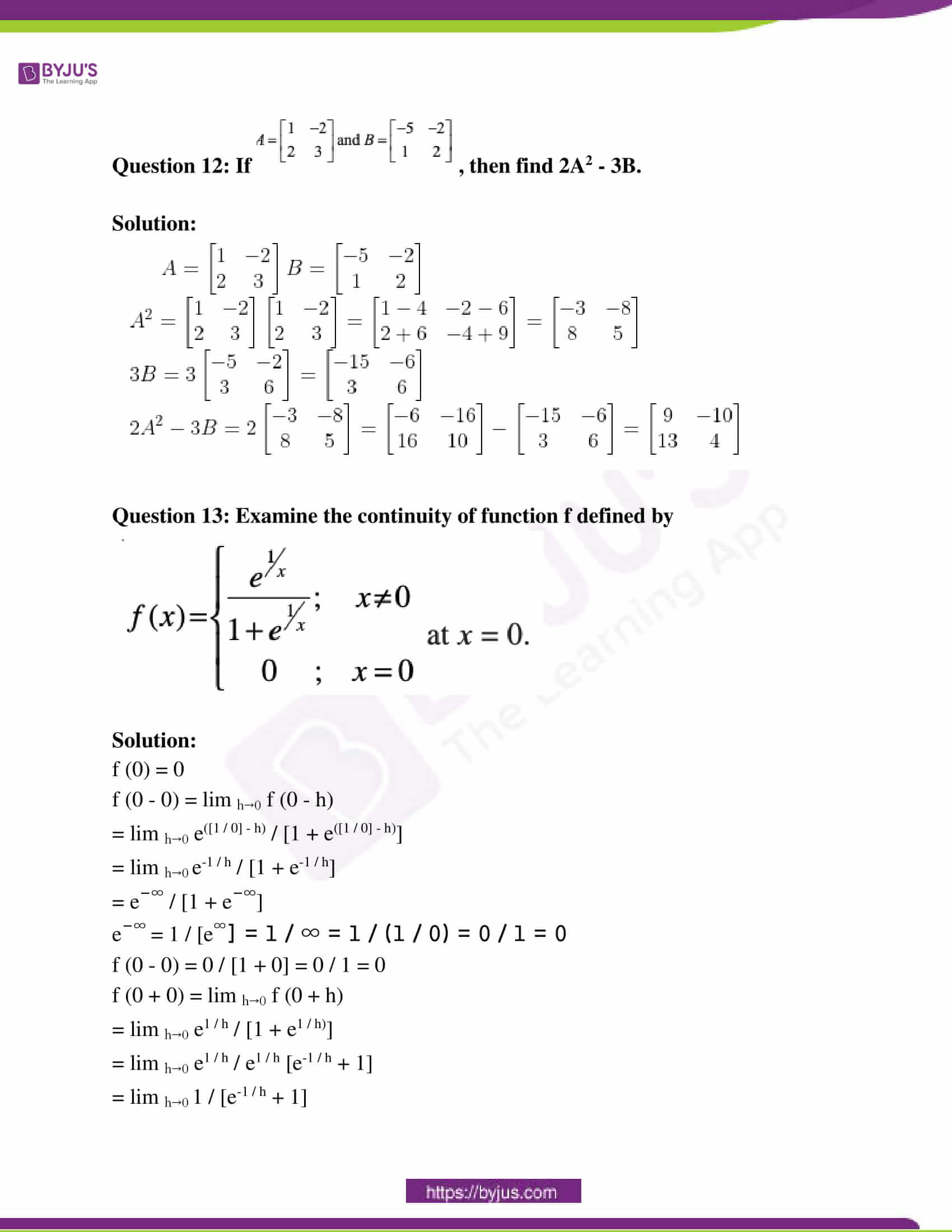 rajasthan class 12 exam question paper solutions march 2018 07