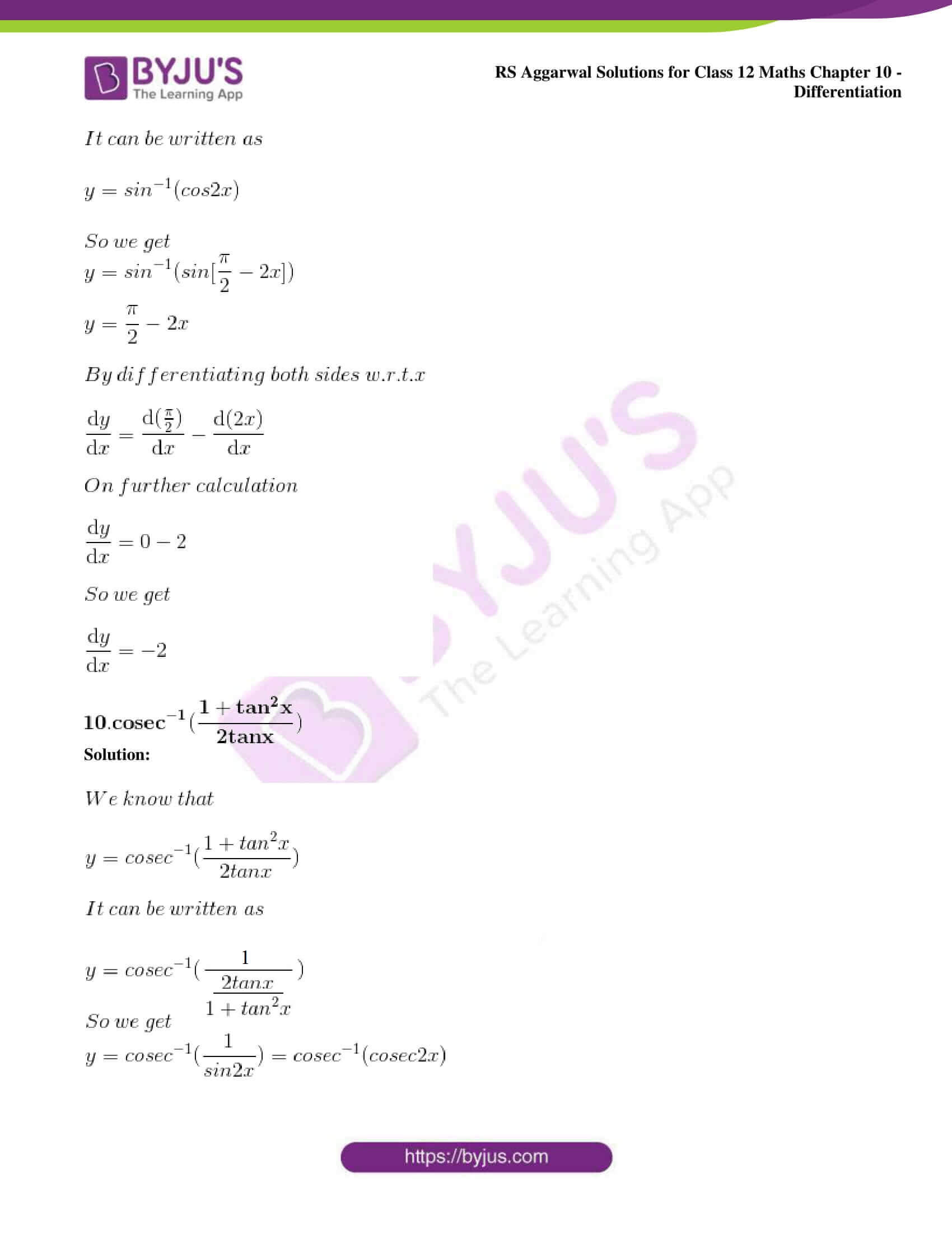 rs aggarwal solution class 12 maths chapter 10 ex d 08