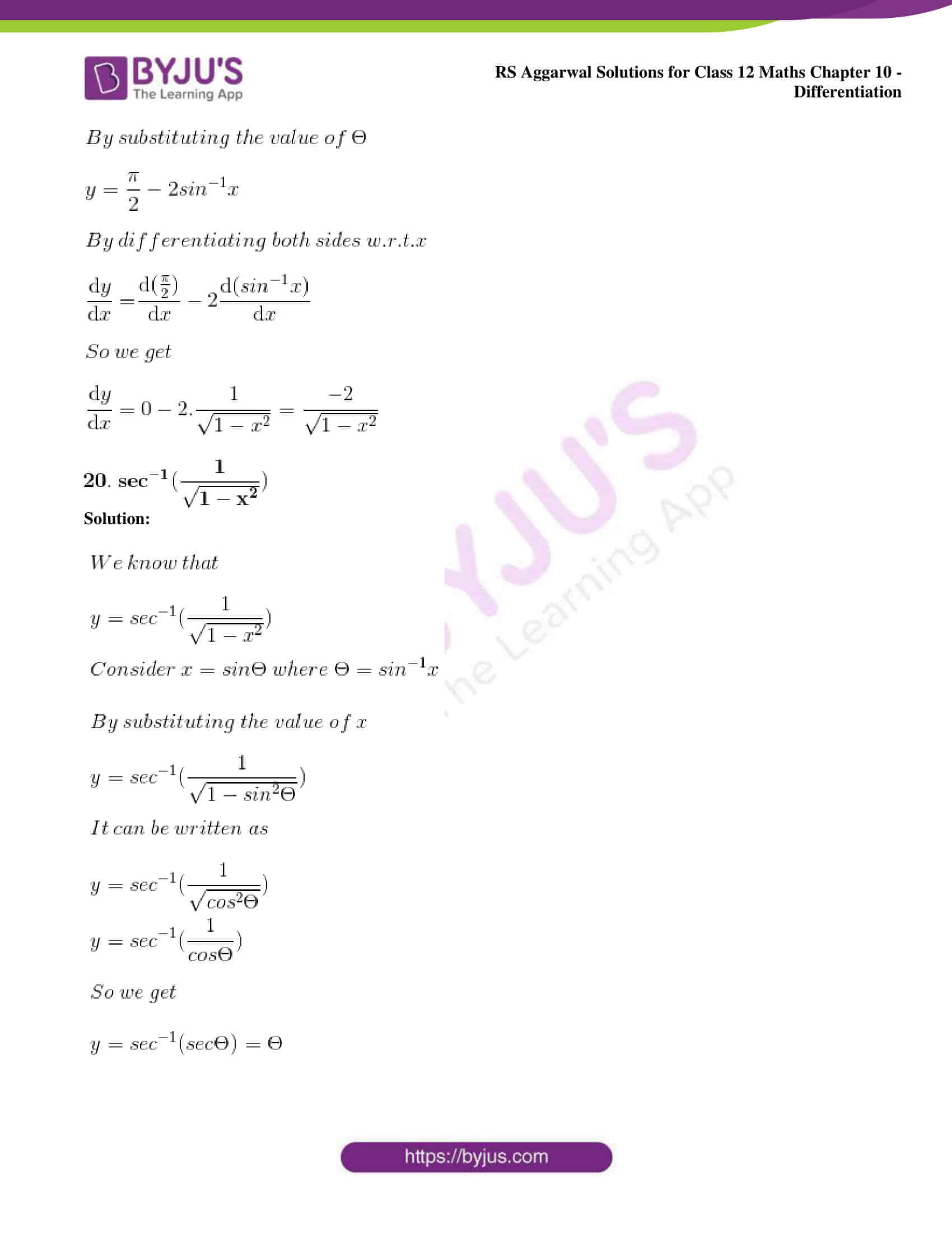 rs aggarwal solution class 12 maths chapter 10 ex d 17