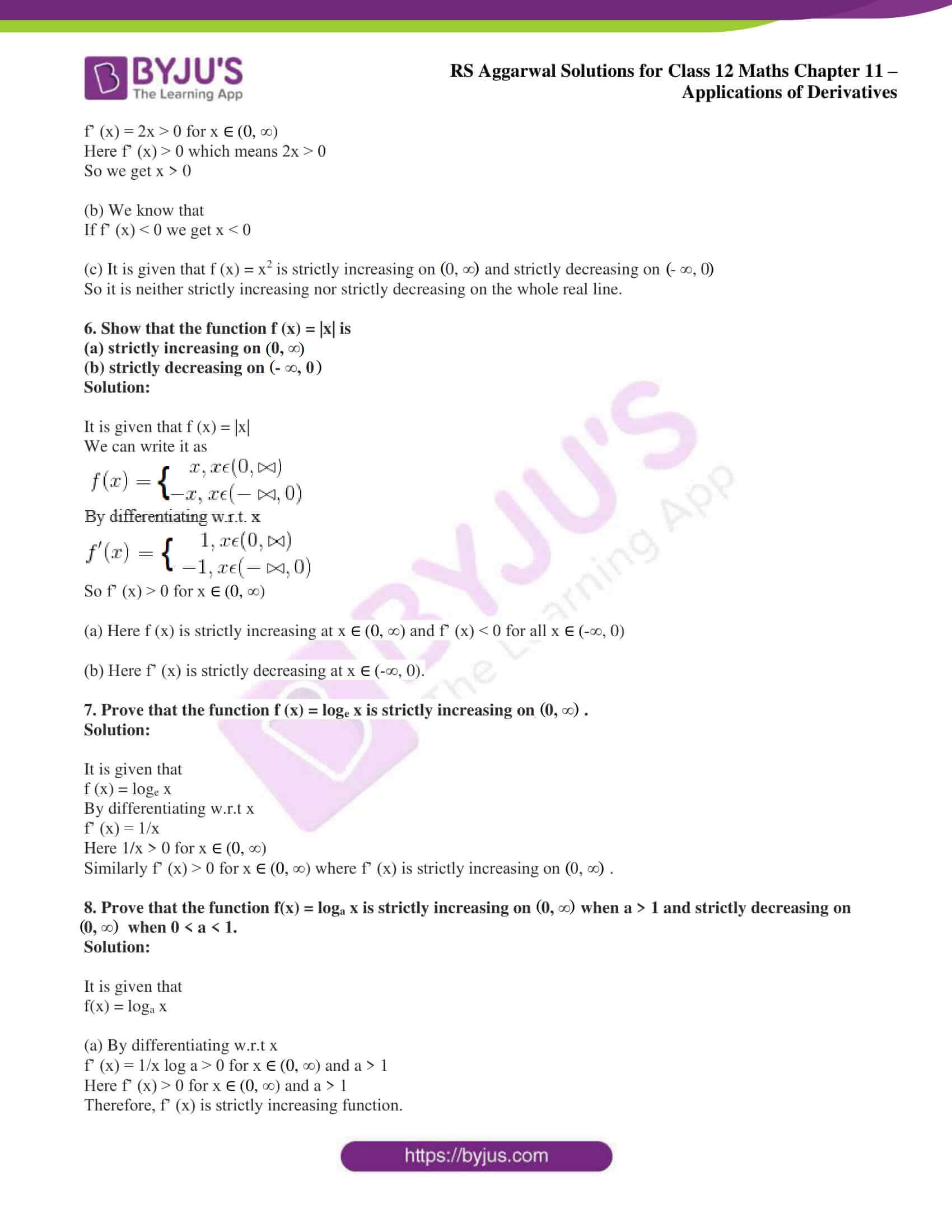 rs aggarwal solution class 12 maths chapter 11 ex g 2