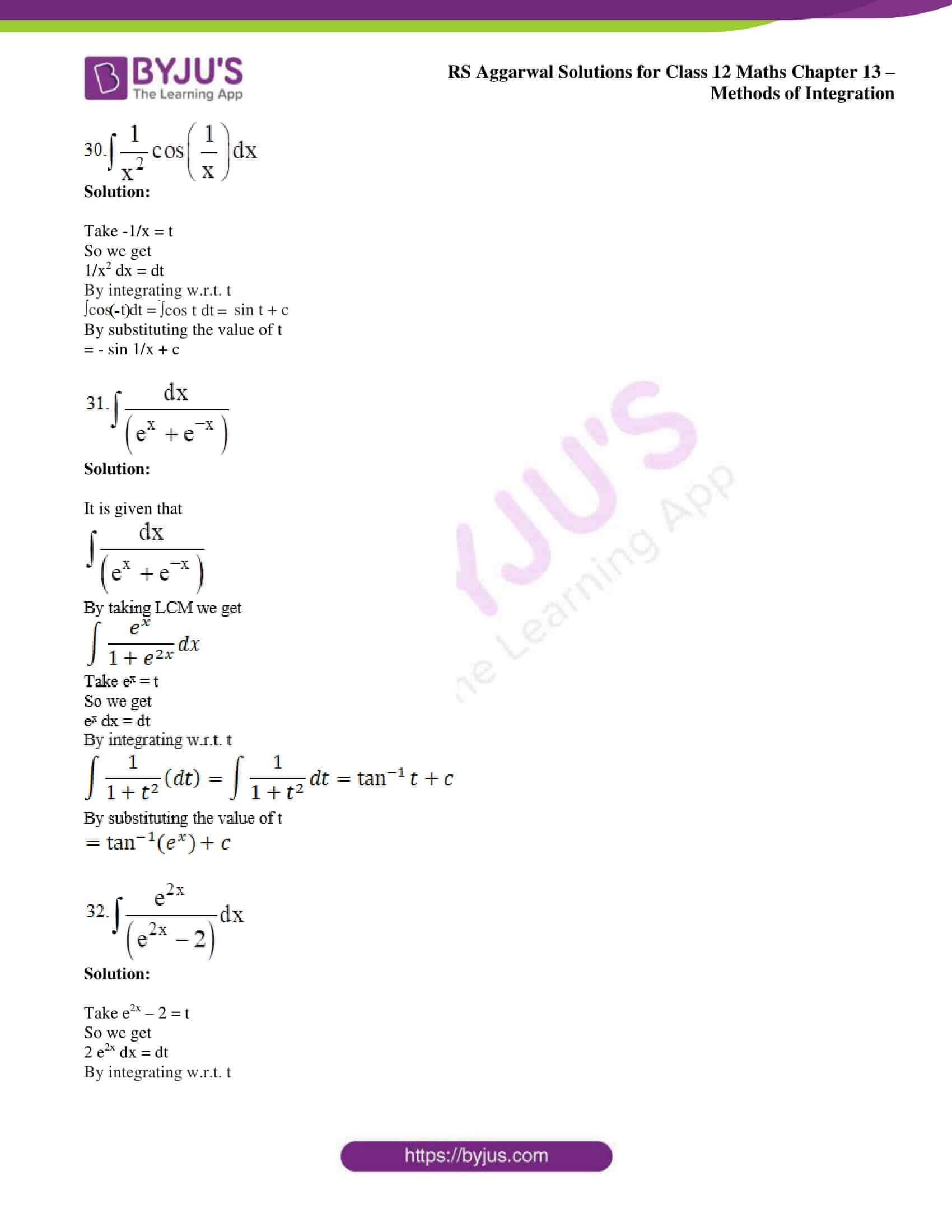 rs aggarwal solution class 12 maths chapter 13 ex a 12