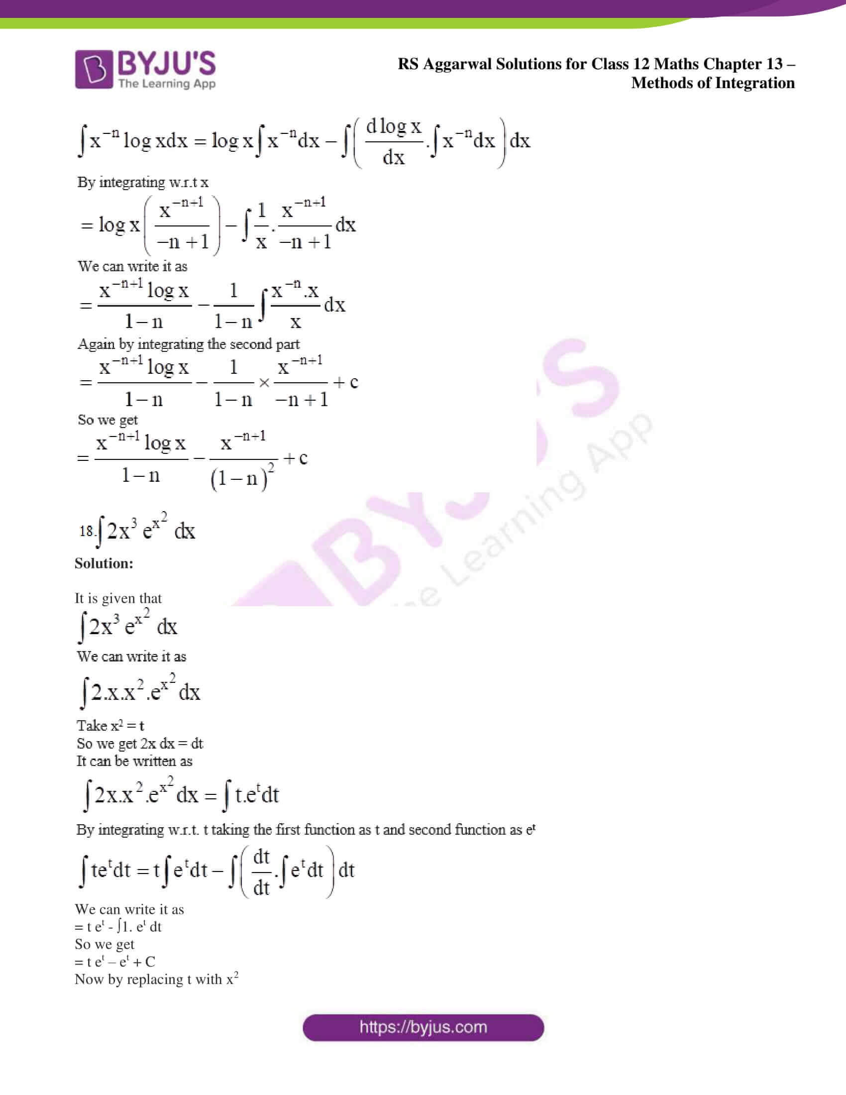 rs aggarwal solution class 12 maths chapter 13 ex c 11