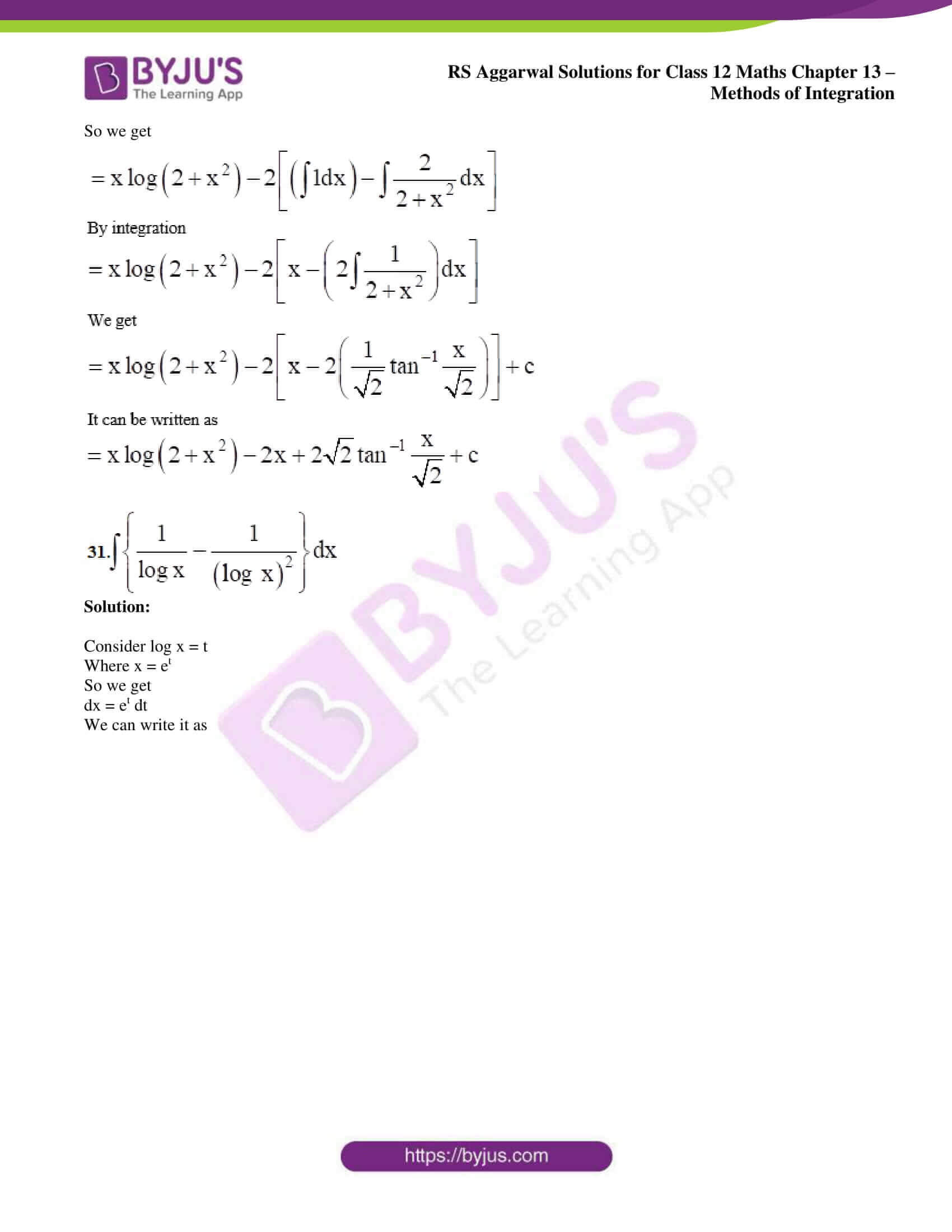 rs aggarwal solution class 12 maths chapter 13 ex c 18