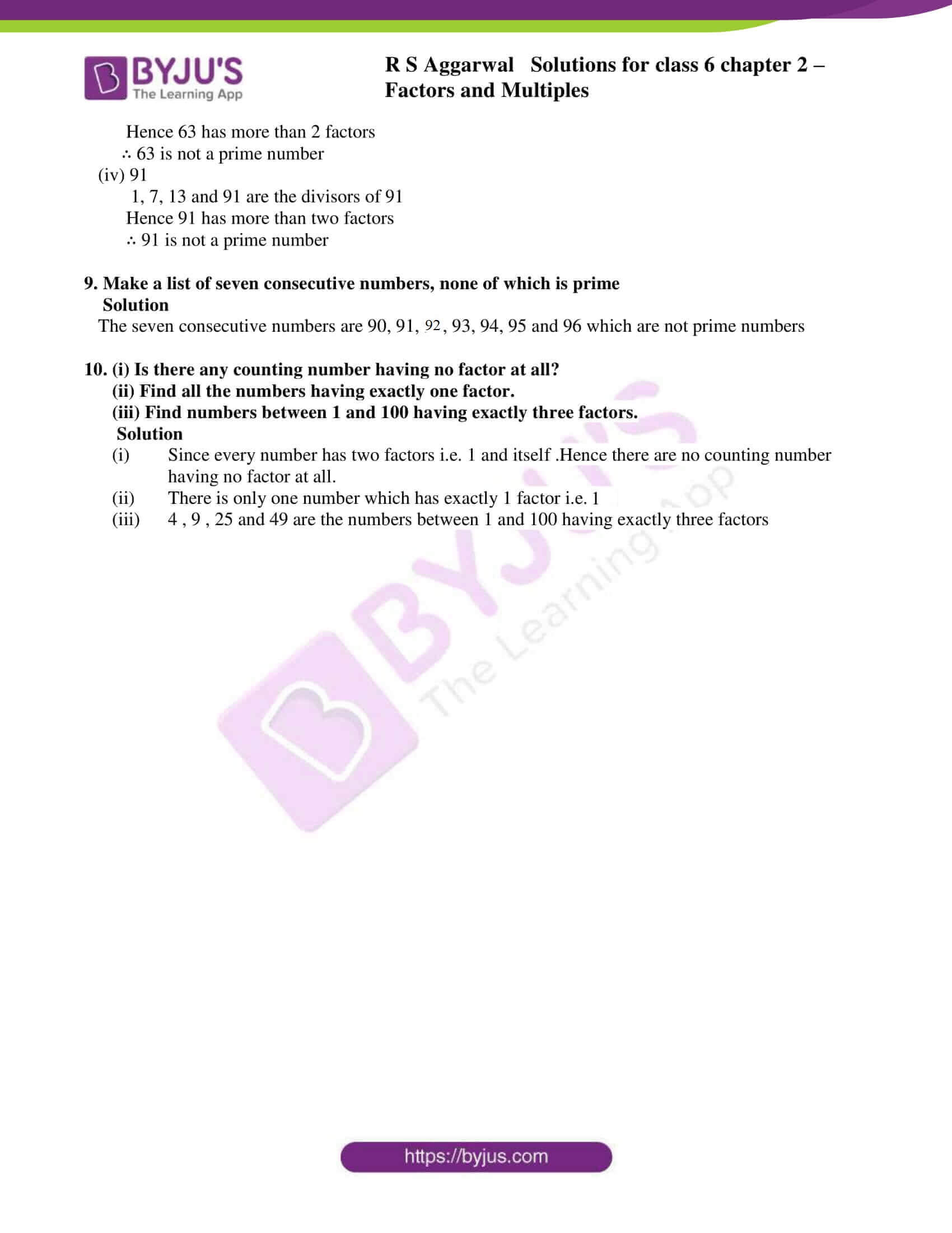 rs aggarwal solution class 6 maths chapter 2 ex 2a