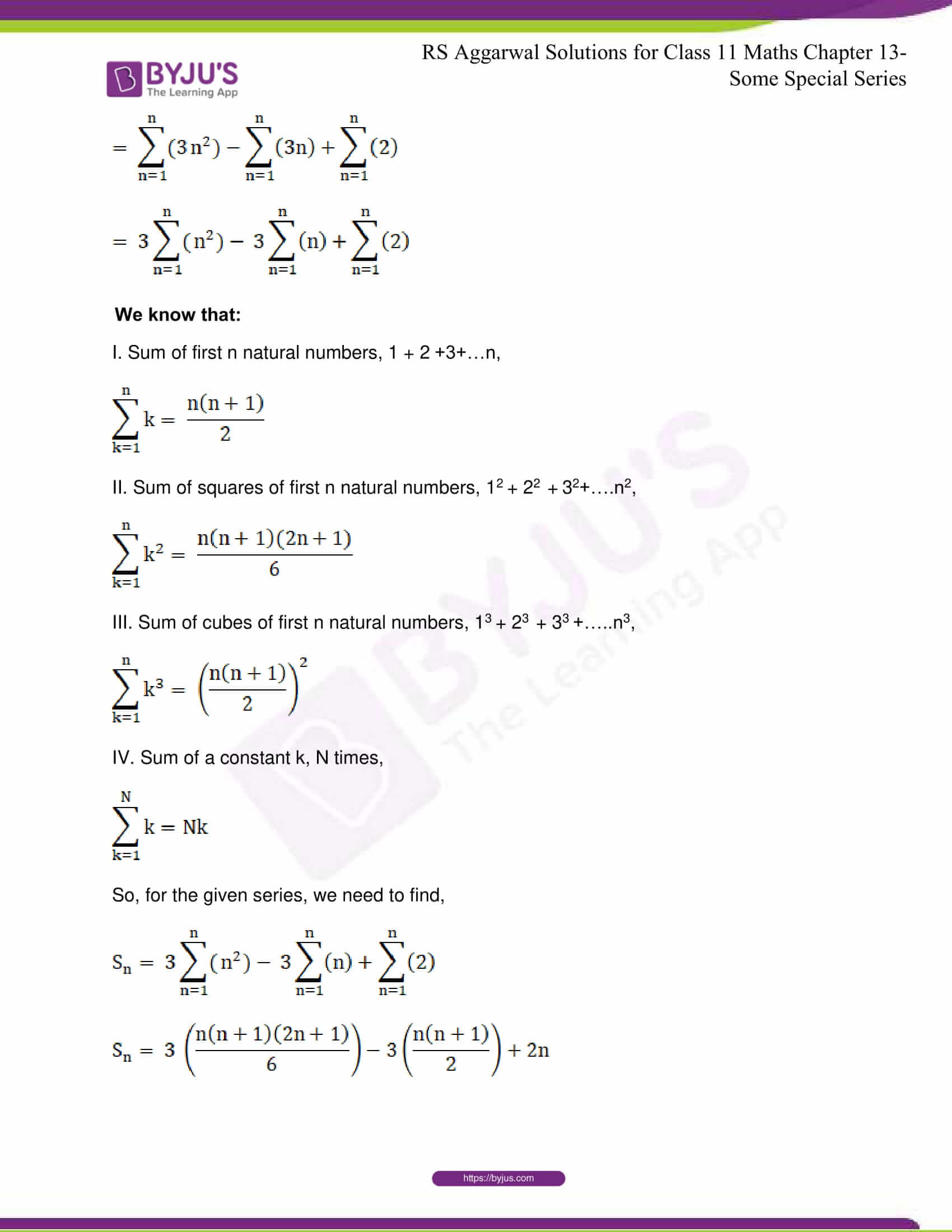 rsaggarwal solutions class 11 maths chapter 13 07
