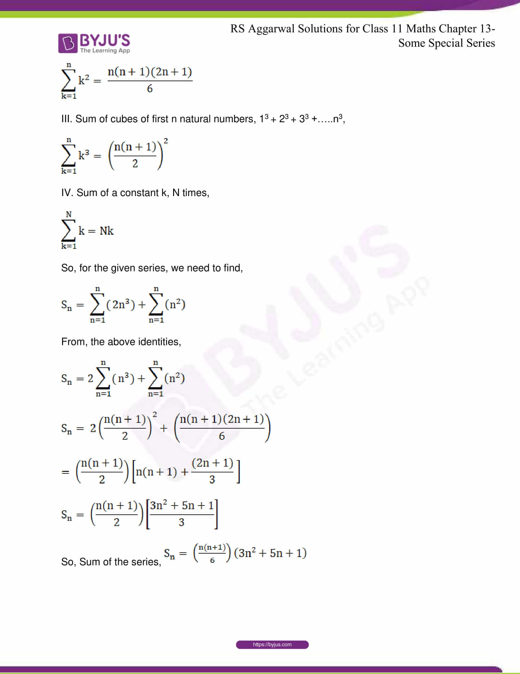 rsaggarwal solutions class 11 maths chapter 13 26