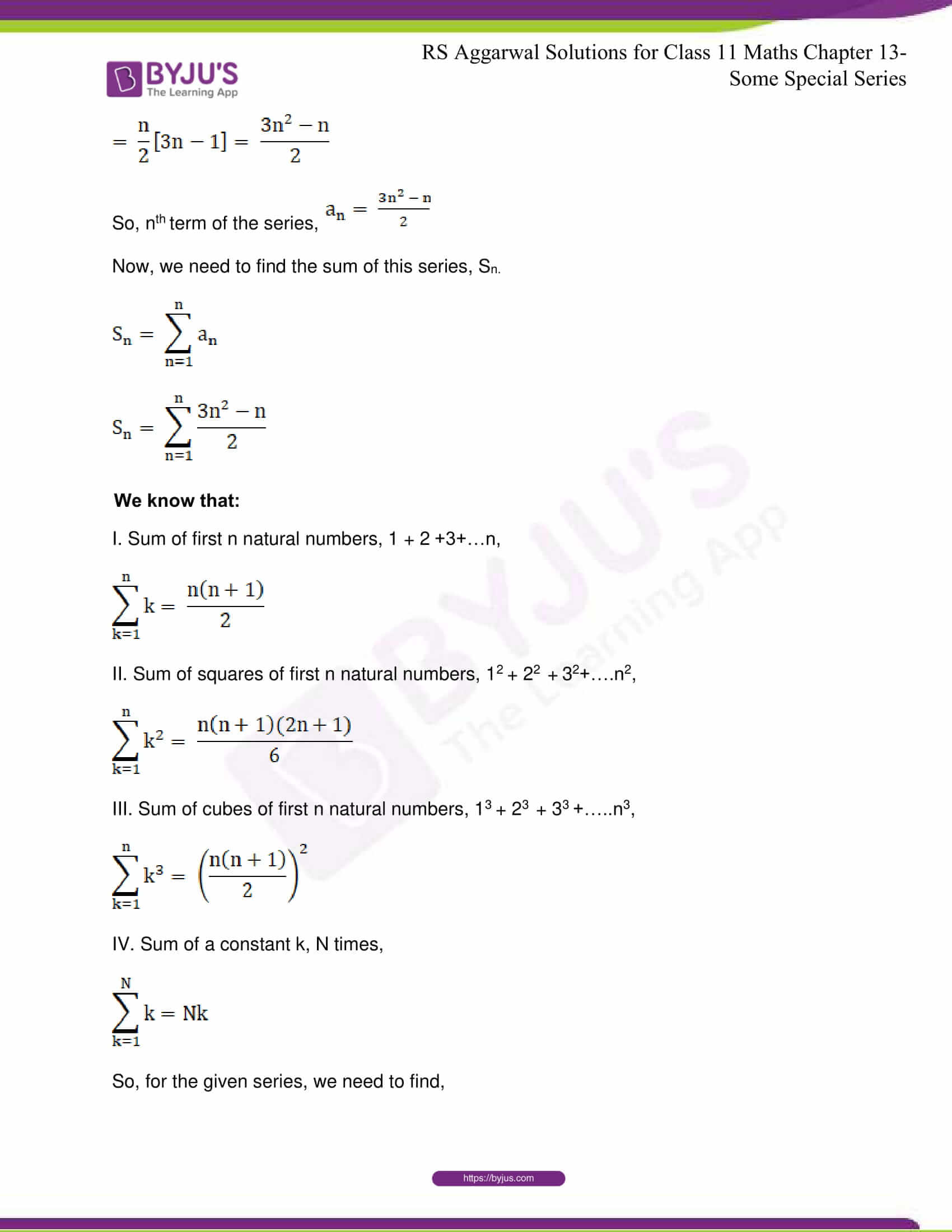rsaggarwal solutions class 11 maths chapter 13 41