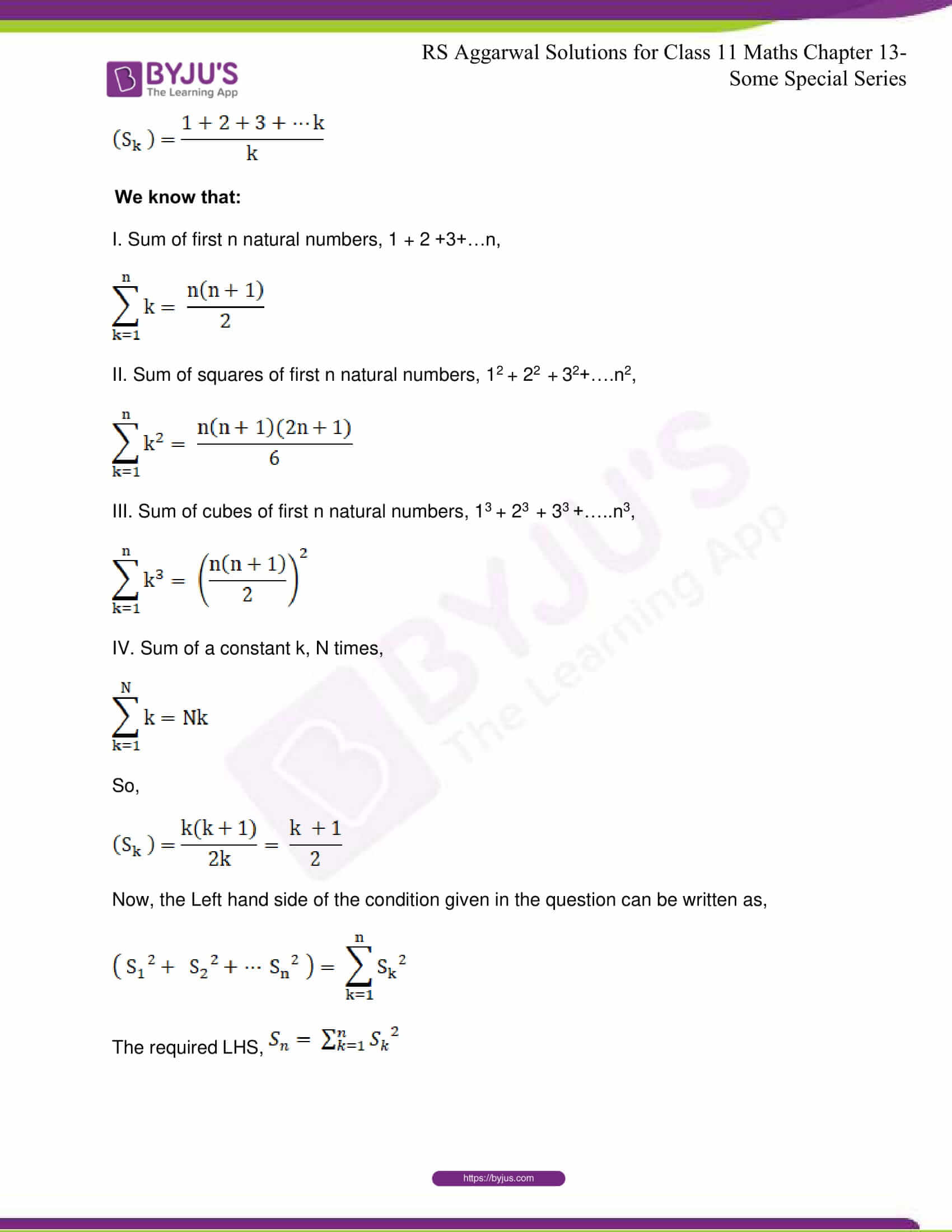 rsaggarwal solutions class 11 maths chapter 13 46