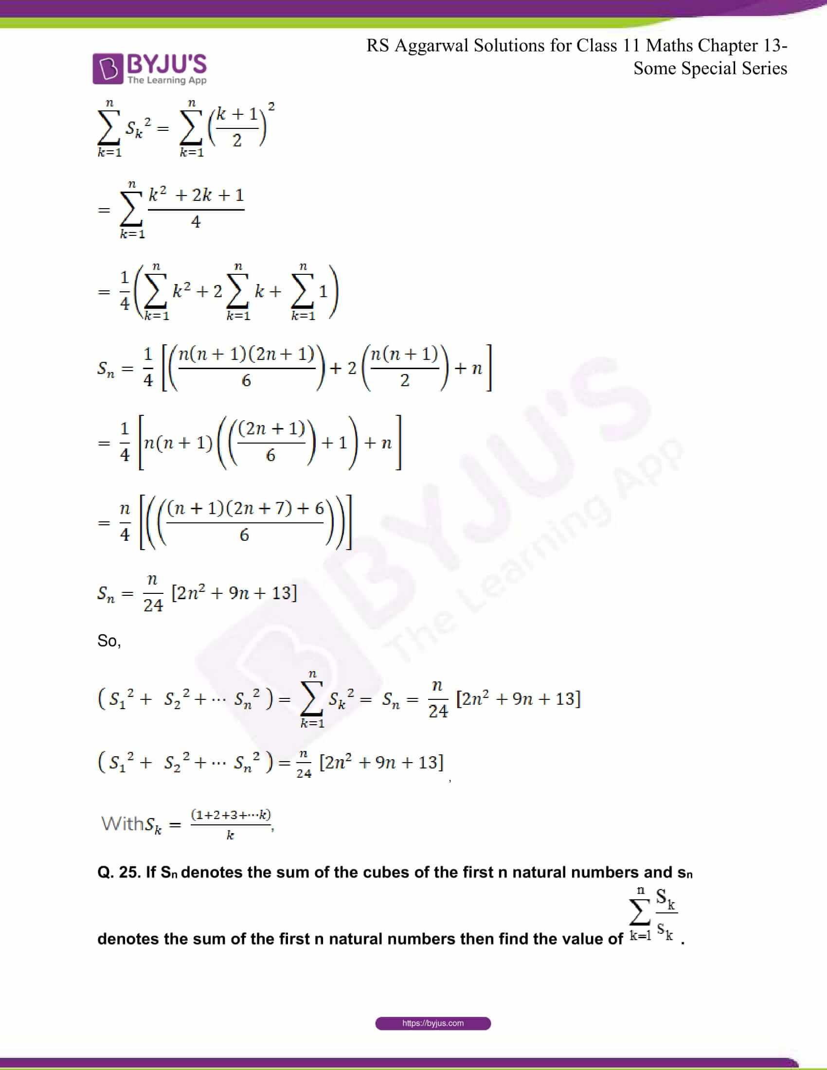 rsaggarwal solutions class 11 maths chapter 13 47