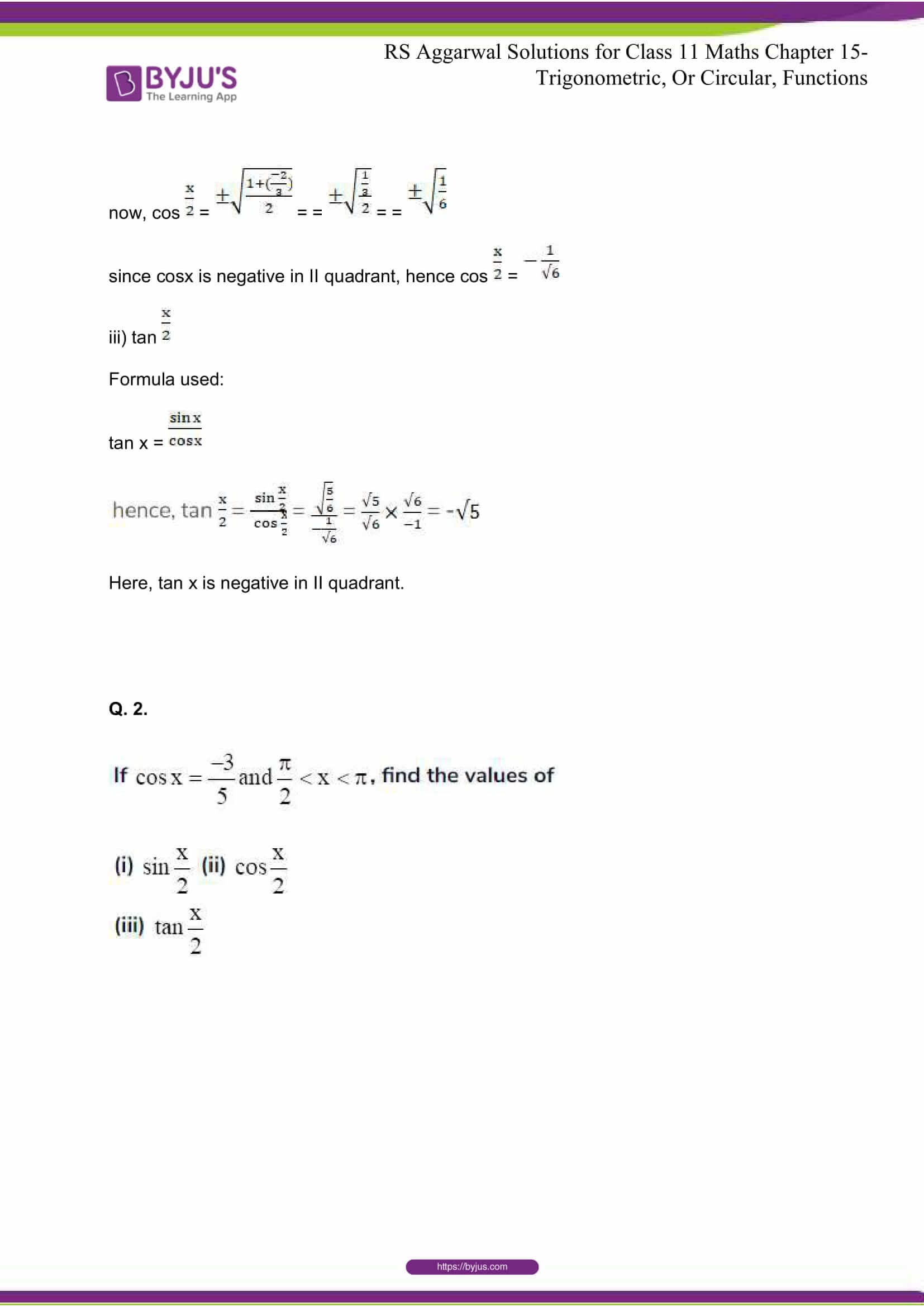 rsaggarwal solutions class 11 maths chapter 15 115