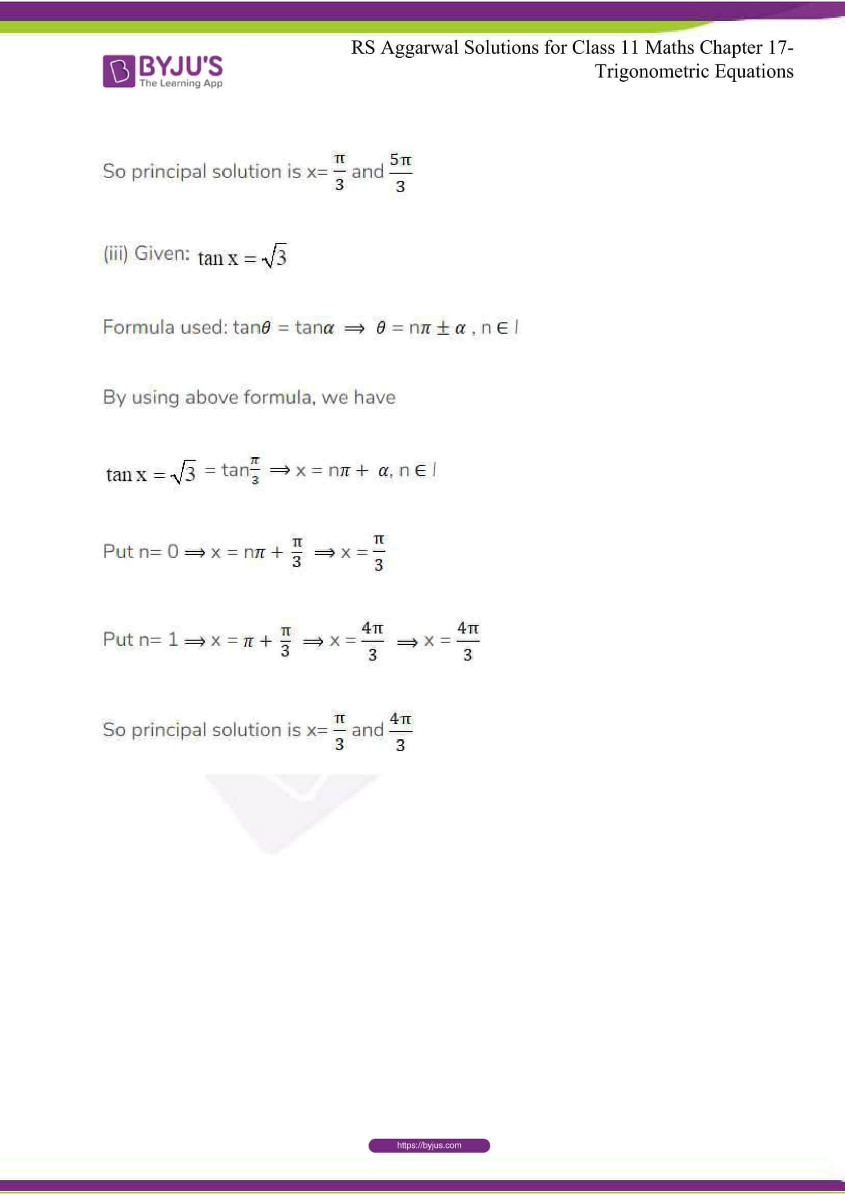 rsaggarwal solutions class 11 maths chapter 17 03