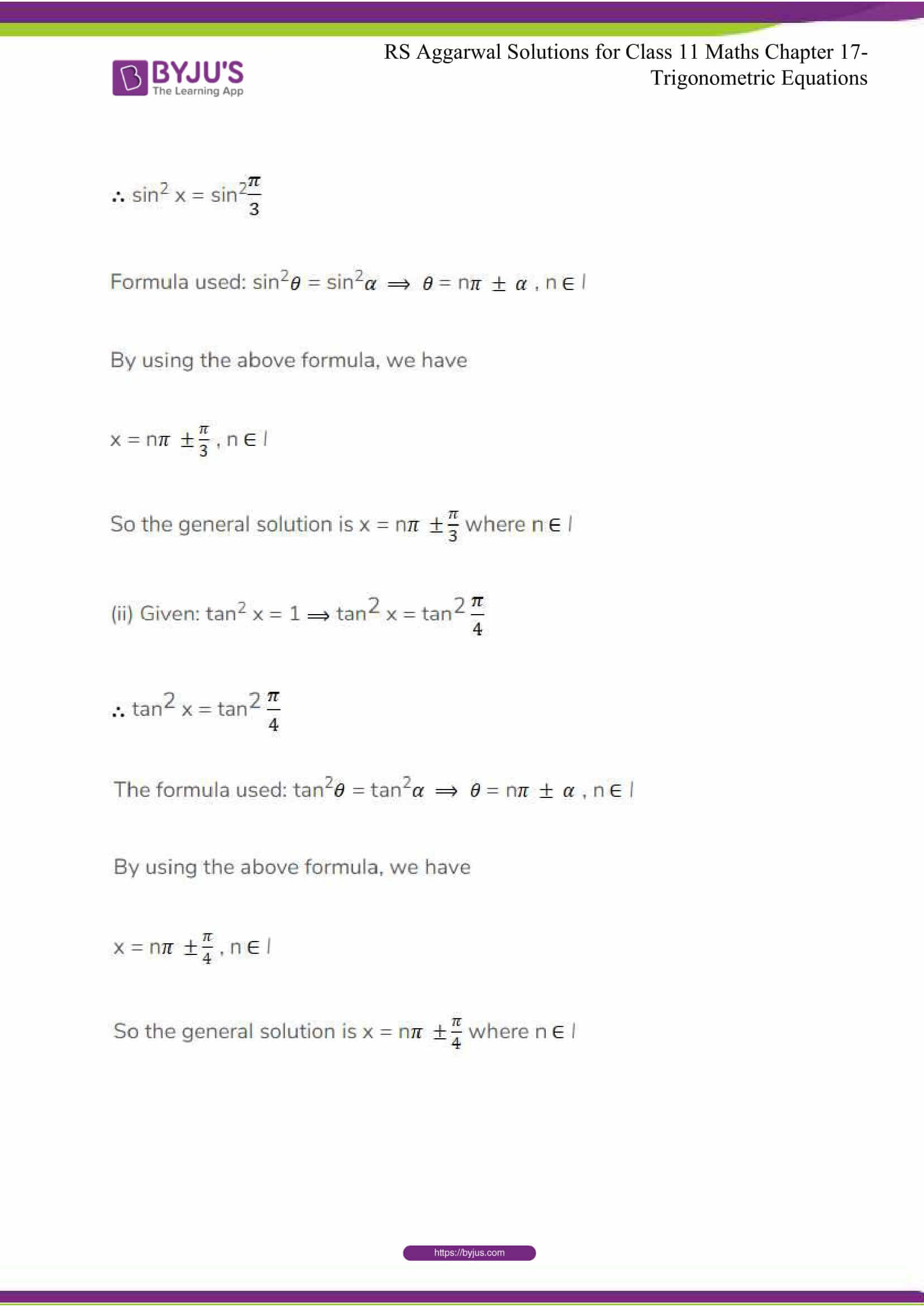 rsaggarwal solutions class 11 maths chapter 17 32