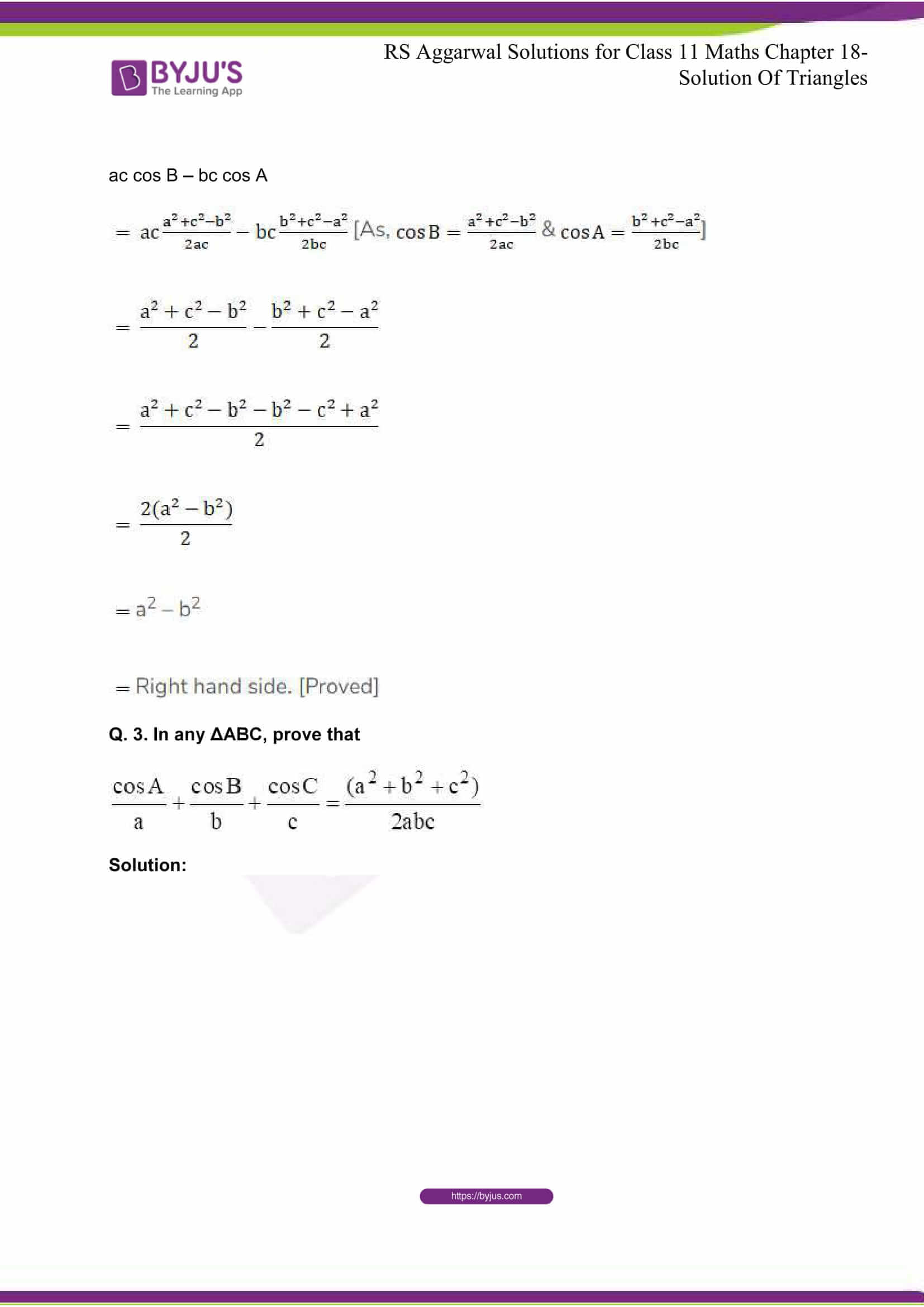 rsaggarwal solutions class 11 maths chapter 18 02