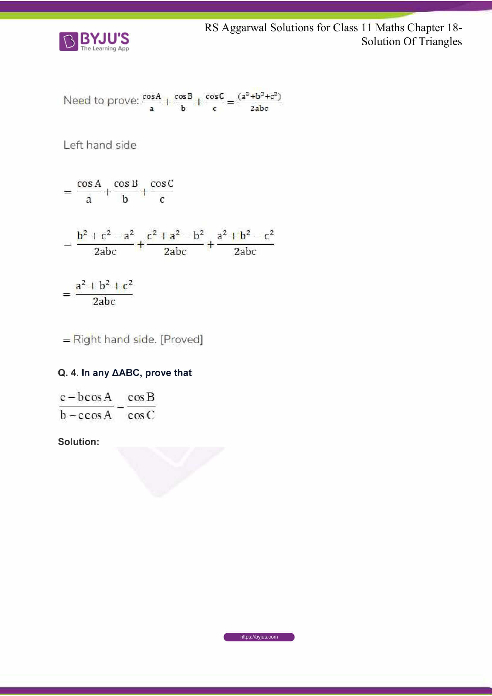 rsaggarwal solutions class 11 maths chapter 18 03