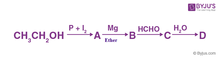 Solved JEE Questions on Alcohol and Ether